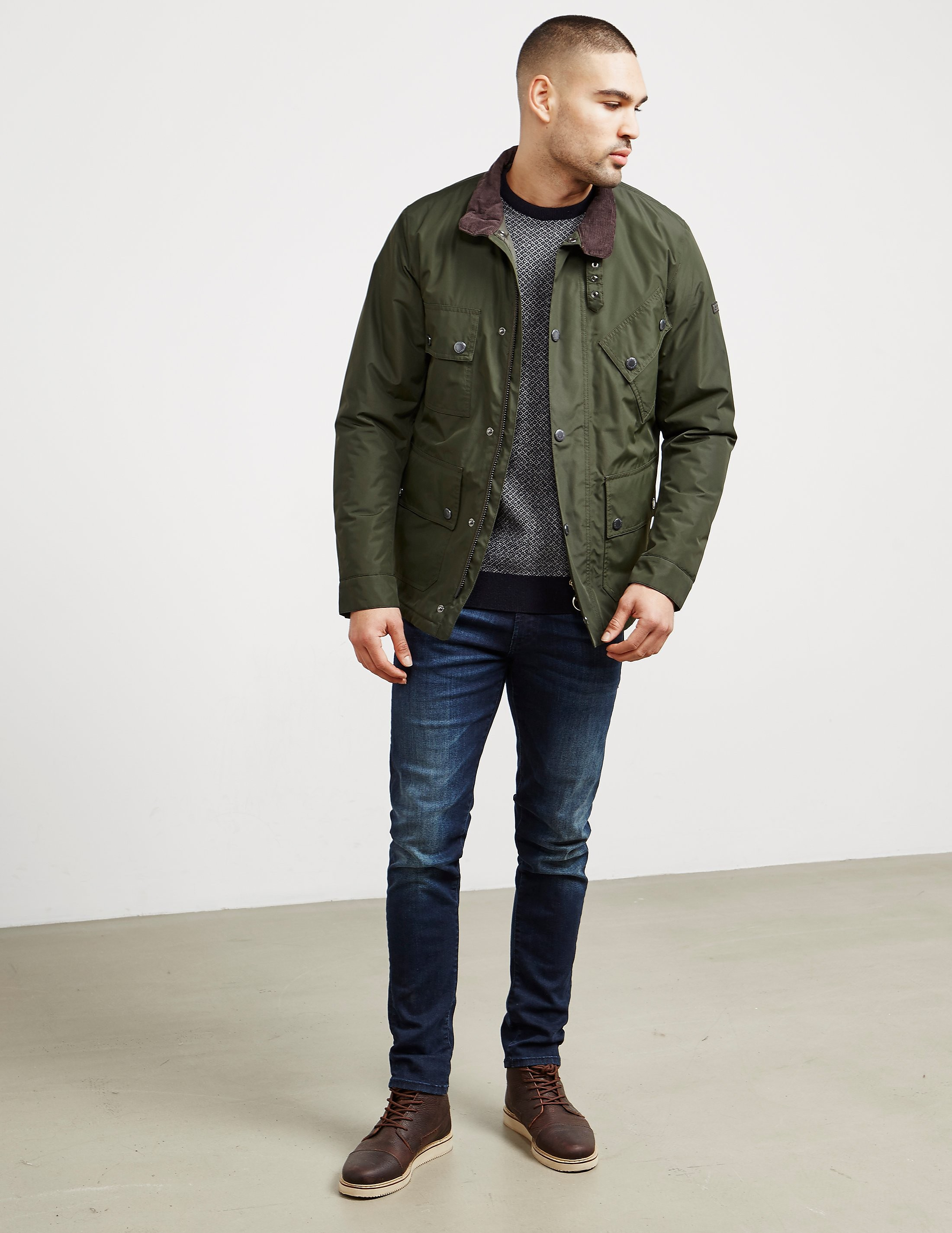 Barbour International Tyne Waterproof Jacket