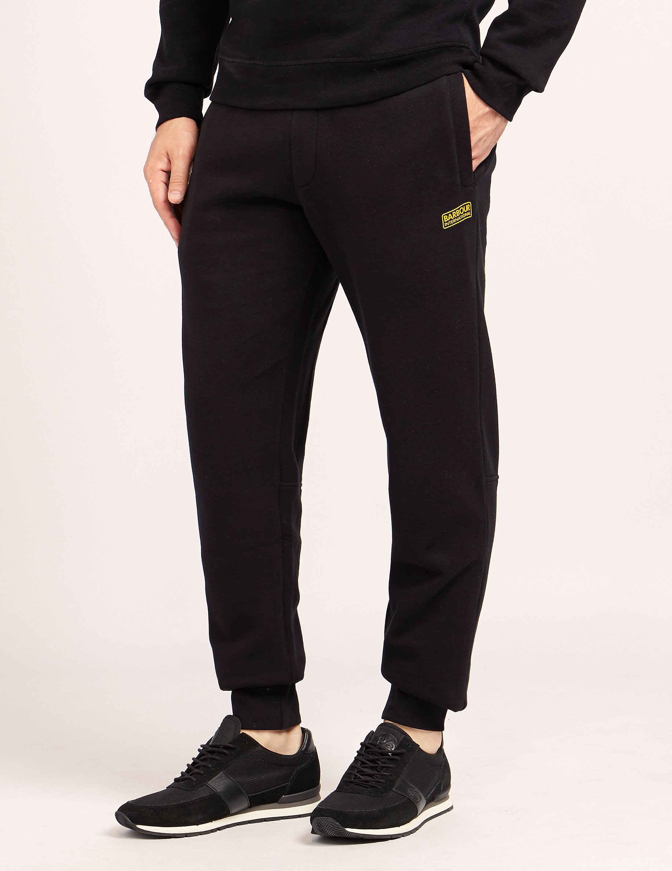 Barbour International Cuffed Track Pant - Exclusive