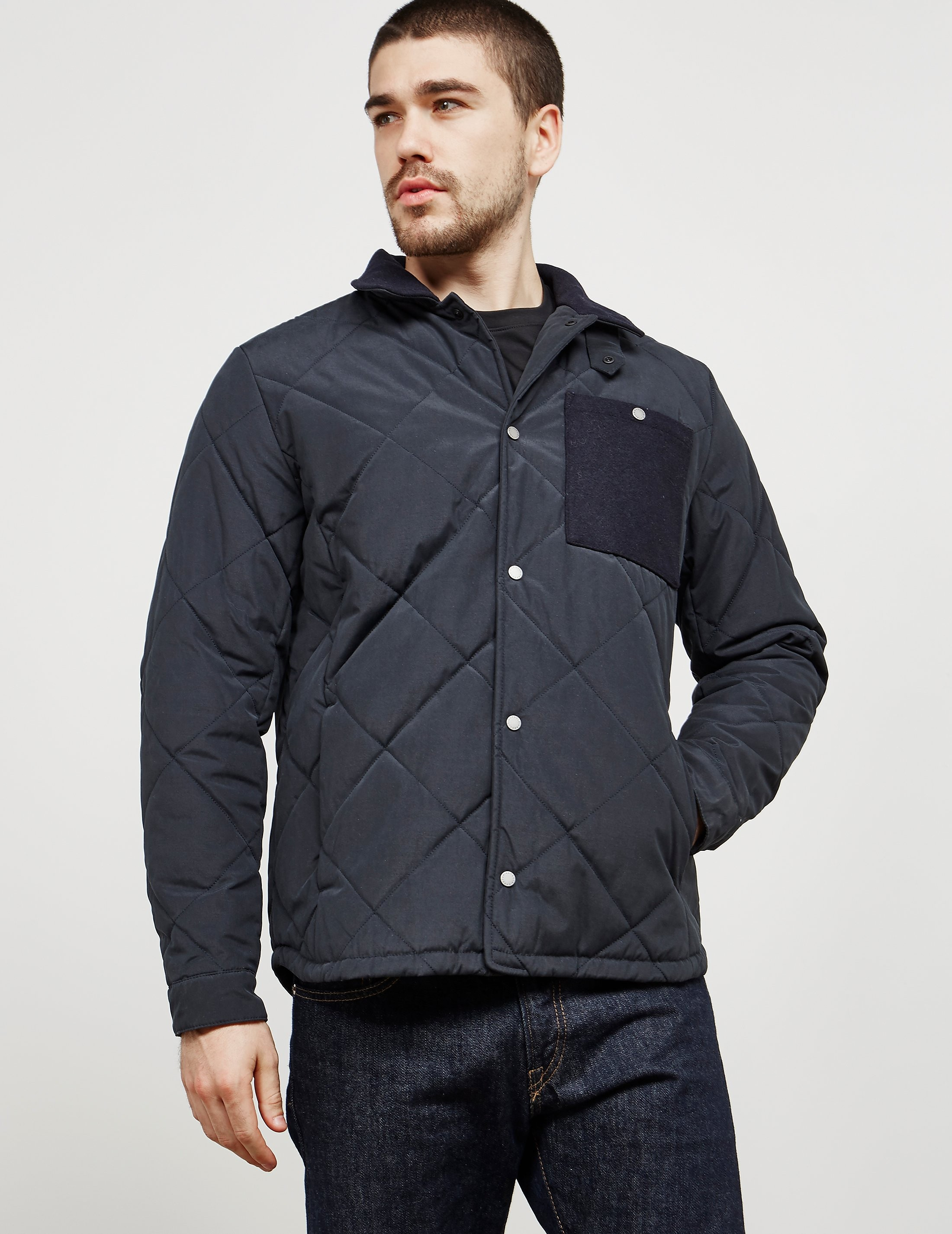 Barbour Elm Lightweight Quilted Jacket