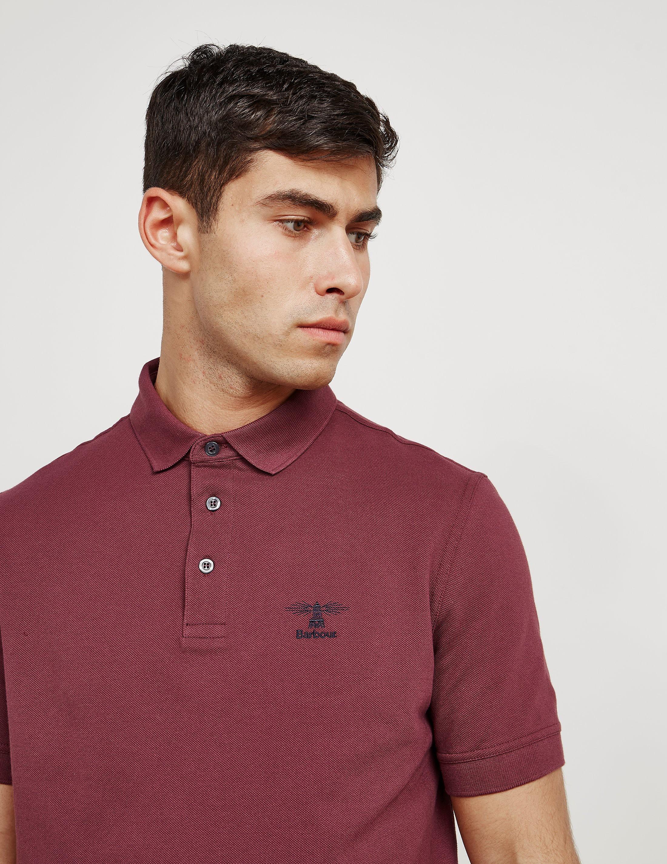 Barbour Heritage Joshua Short Sleeve Polo Shirt