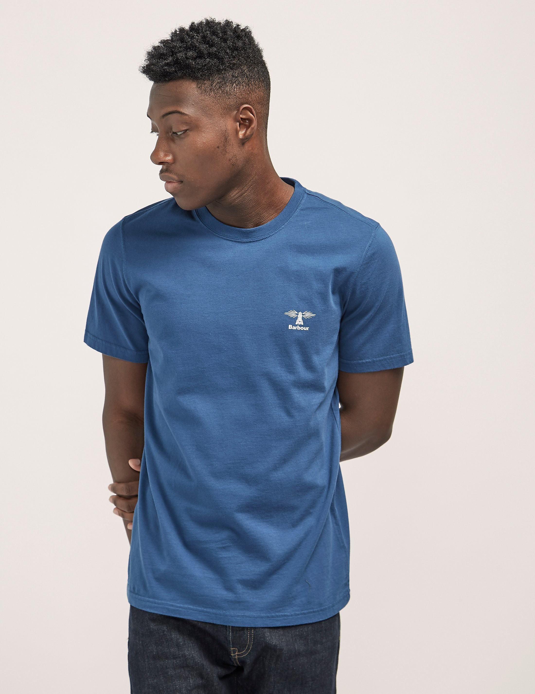 Barbour Sports Short Sleeve T-Shirt
