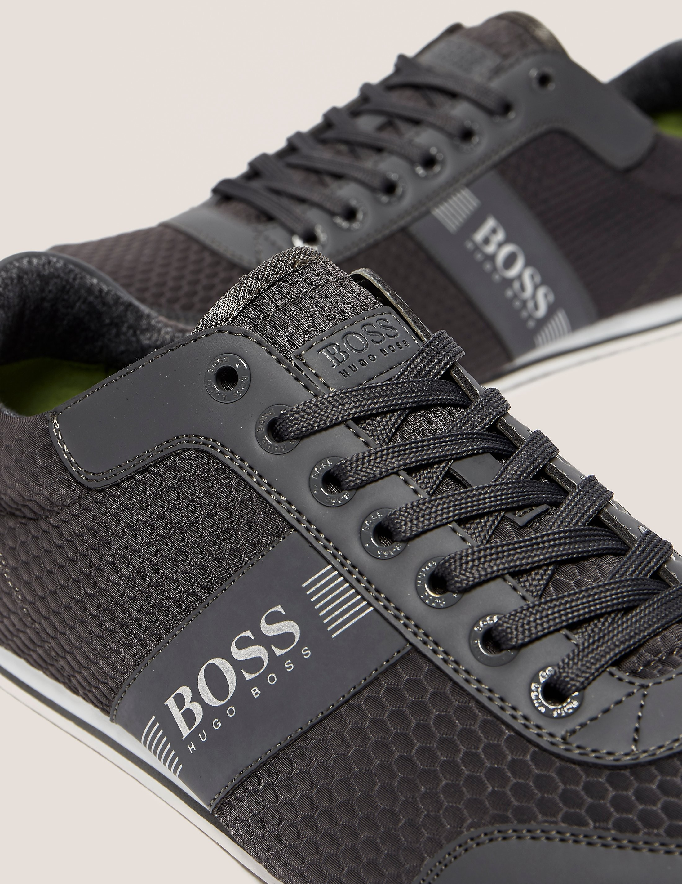 BOSS Green Lighter Trainer