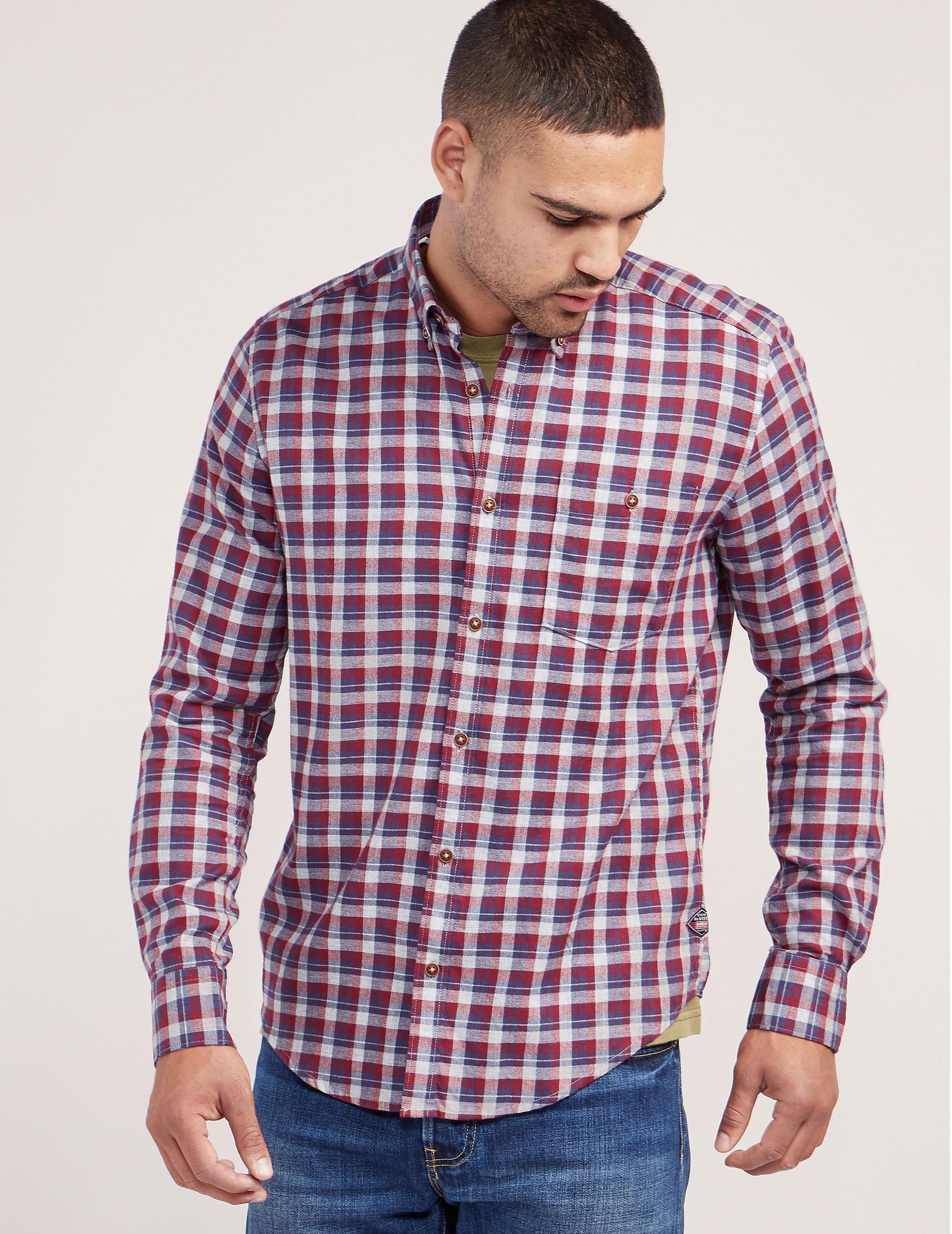 Barbour International Steve McQueen Hero Check Shirt