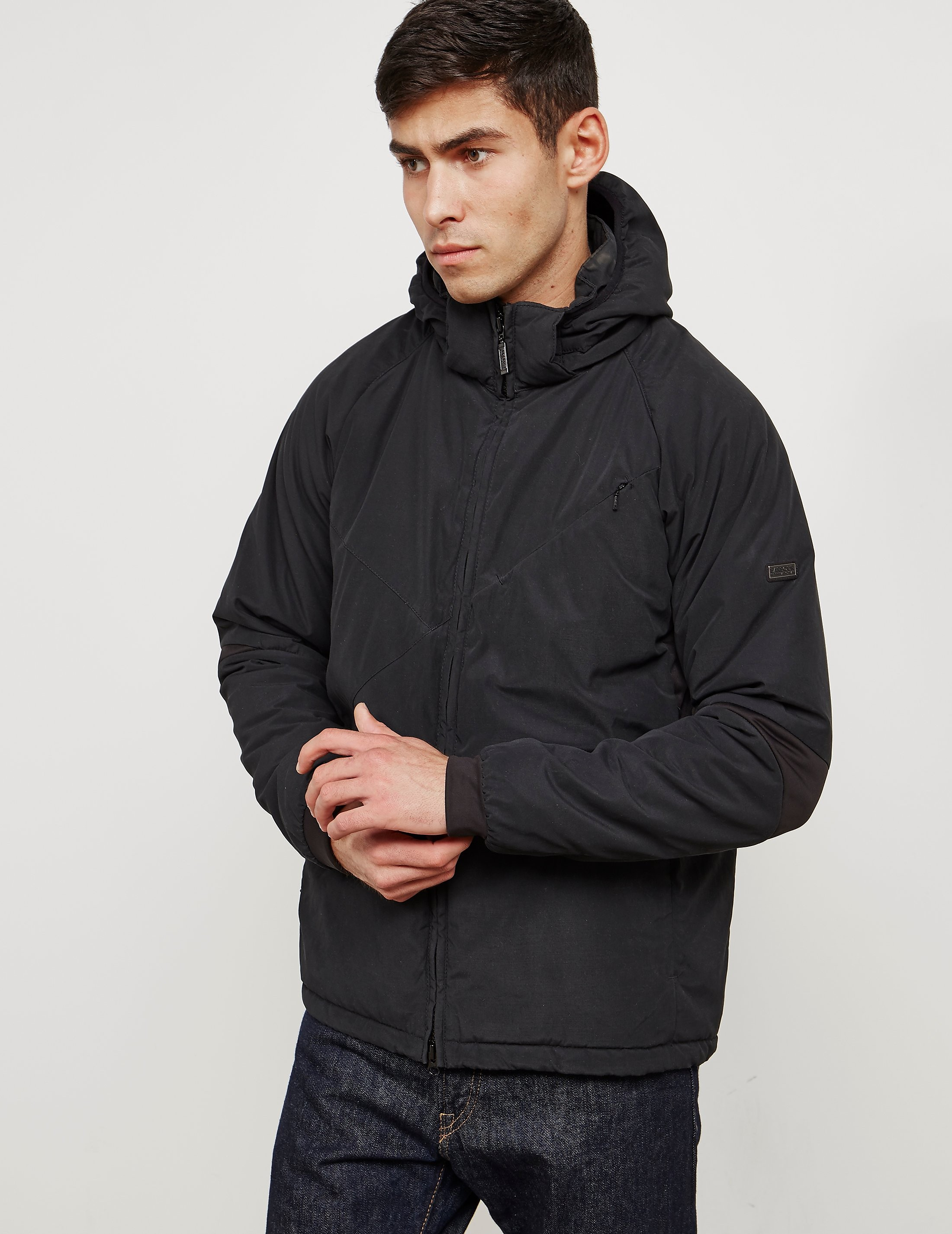 Barbour International Leeve Quilted Jacket