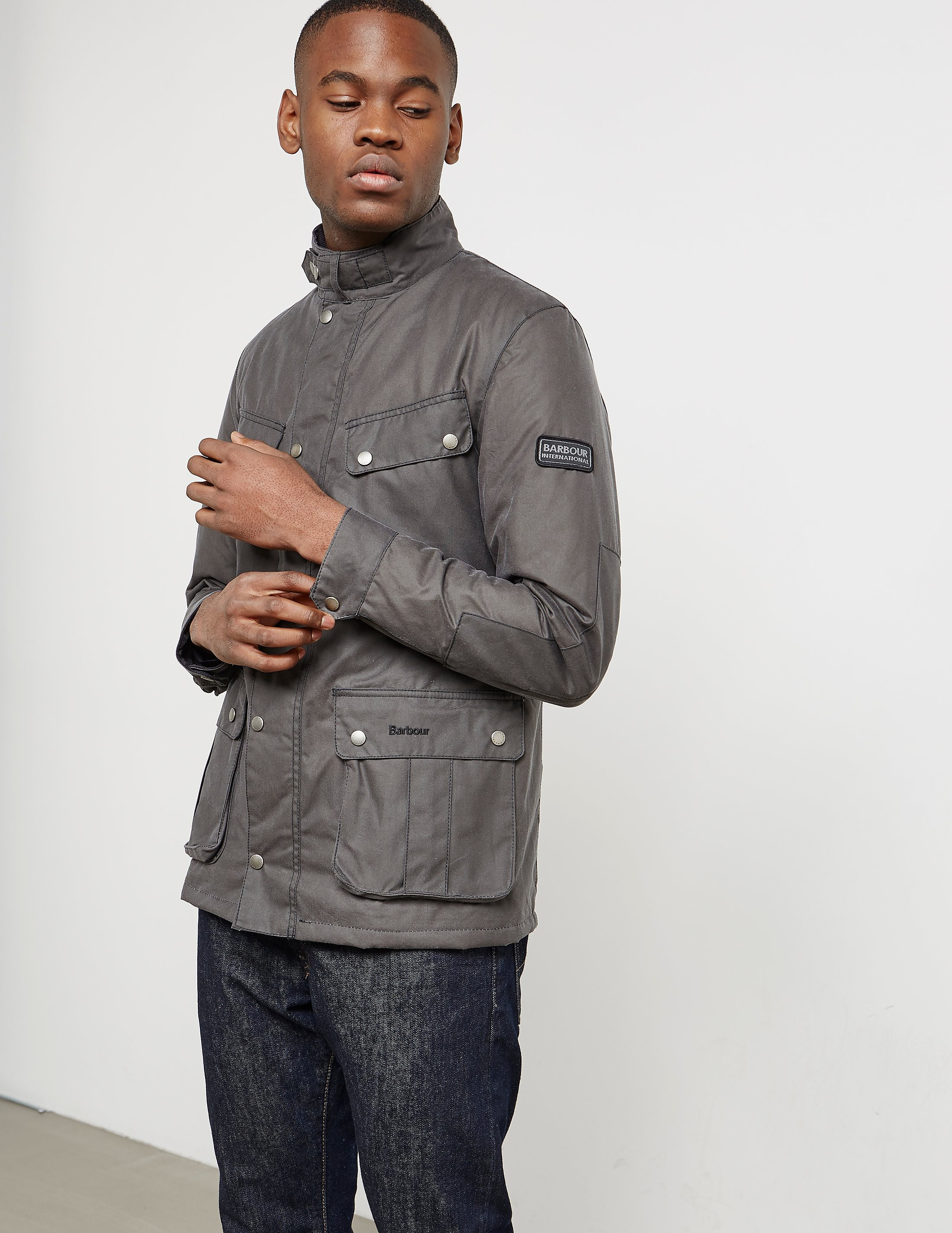 Barbour International Lightweight Duke Jacket - Exclusive