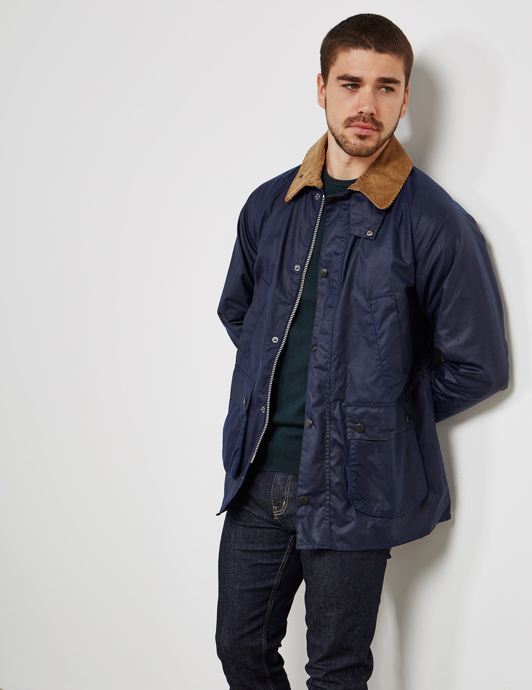 Barbour Heritage Waxed Bedale Jacket