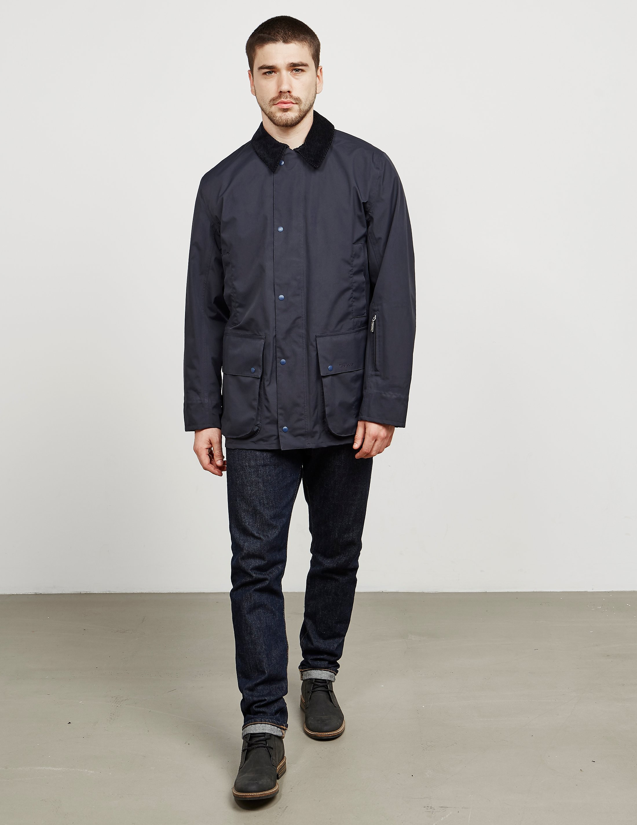 Barbour Heritage Taped Bale Lightweight Jacket