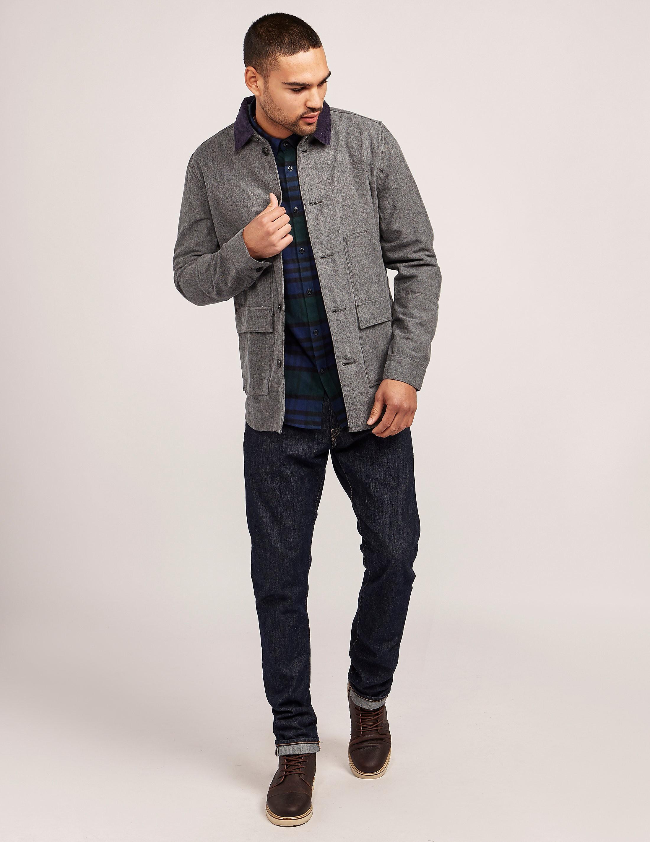 Barbour Earmont Long Sleeve Overshirt