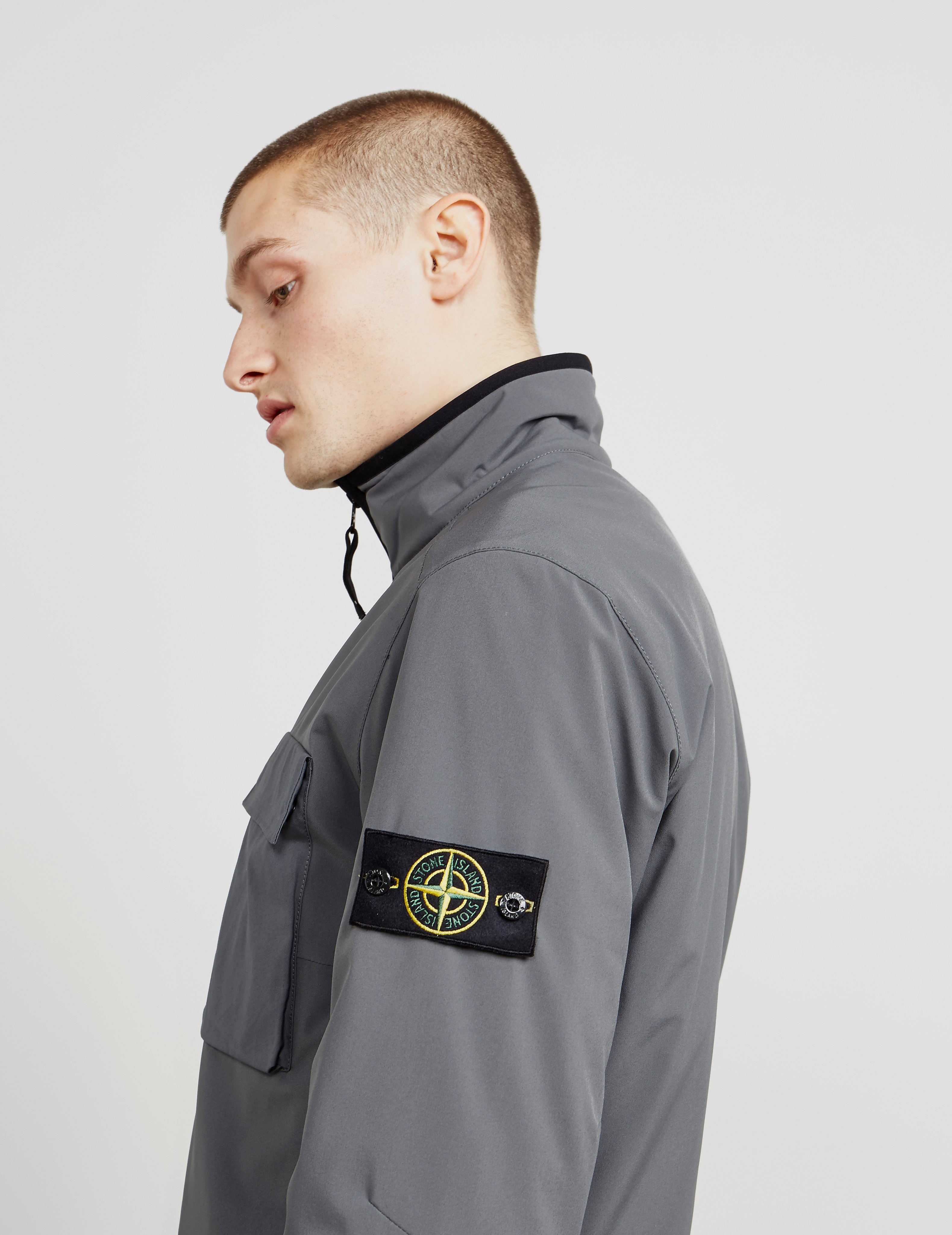 Stone Island Shell Pocket Jacket