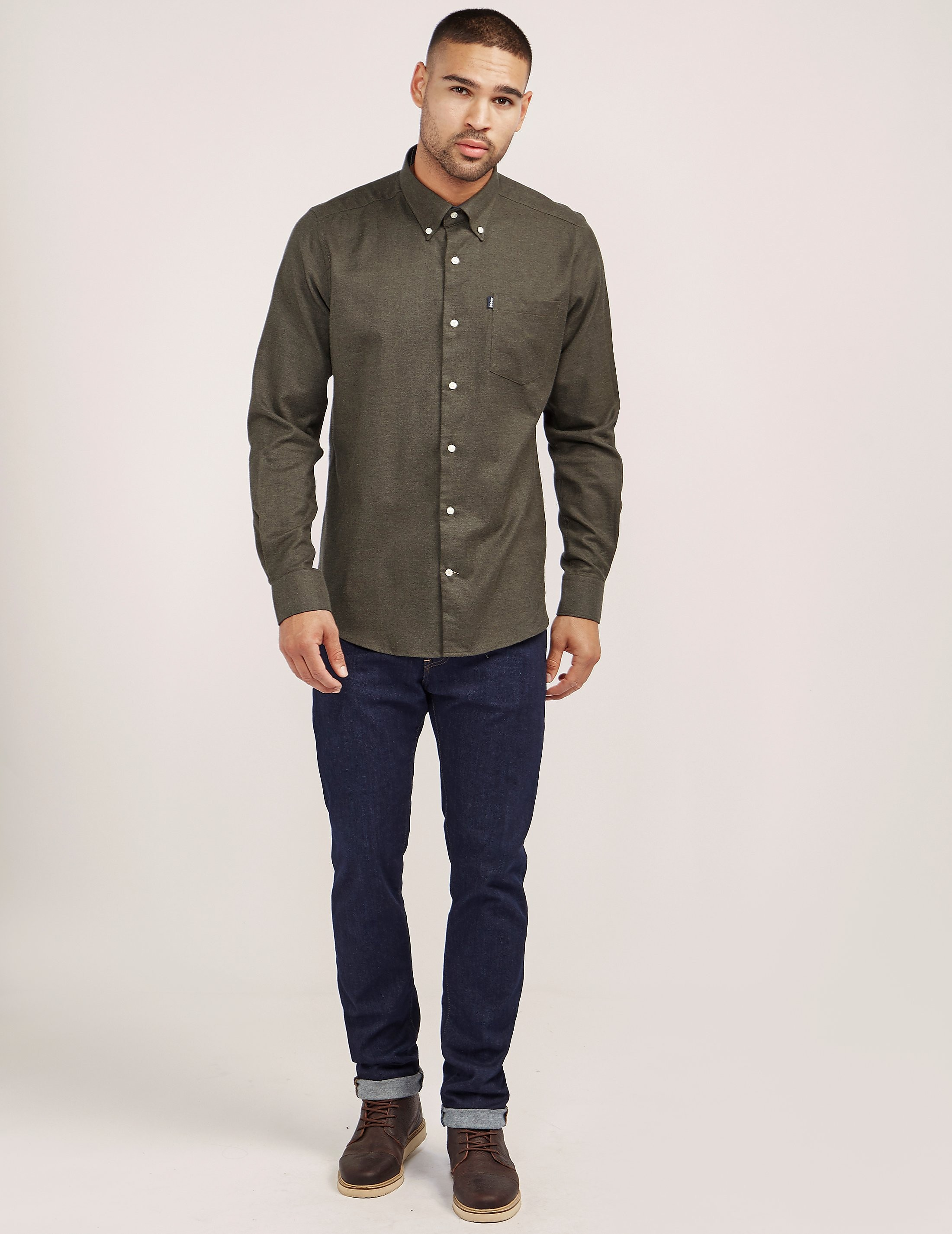 Barbour Don Long Sleeve Shirt