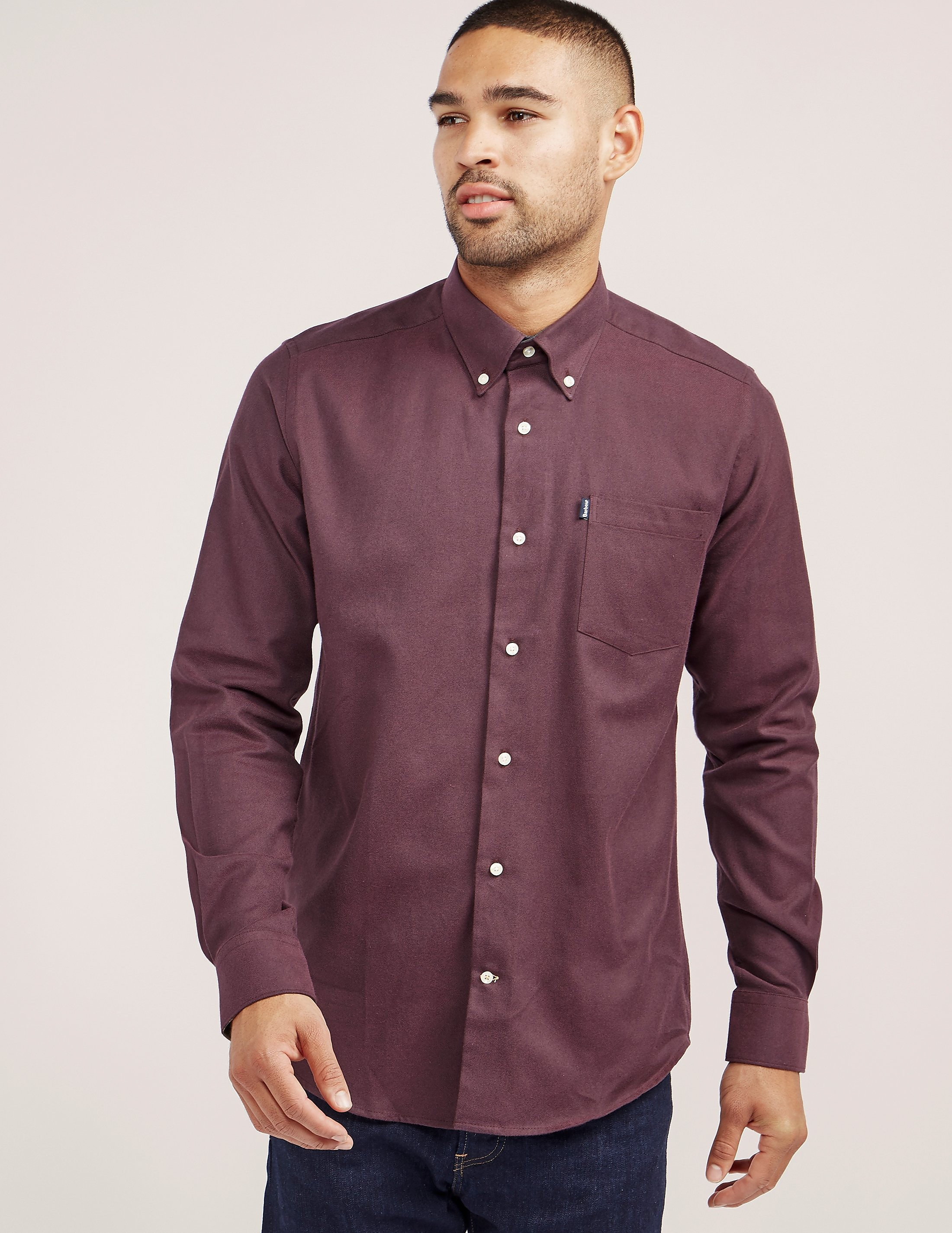 Barbour Don Long Sleeve Shirt