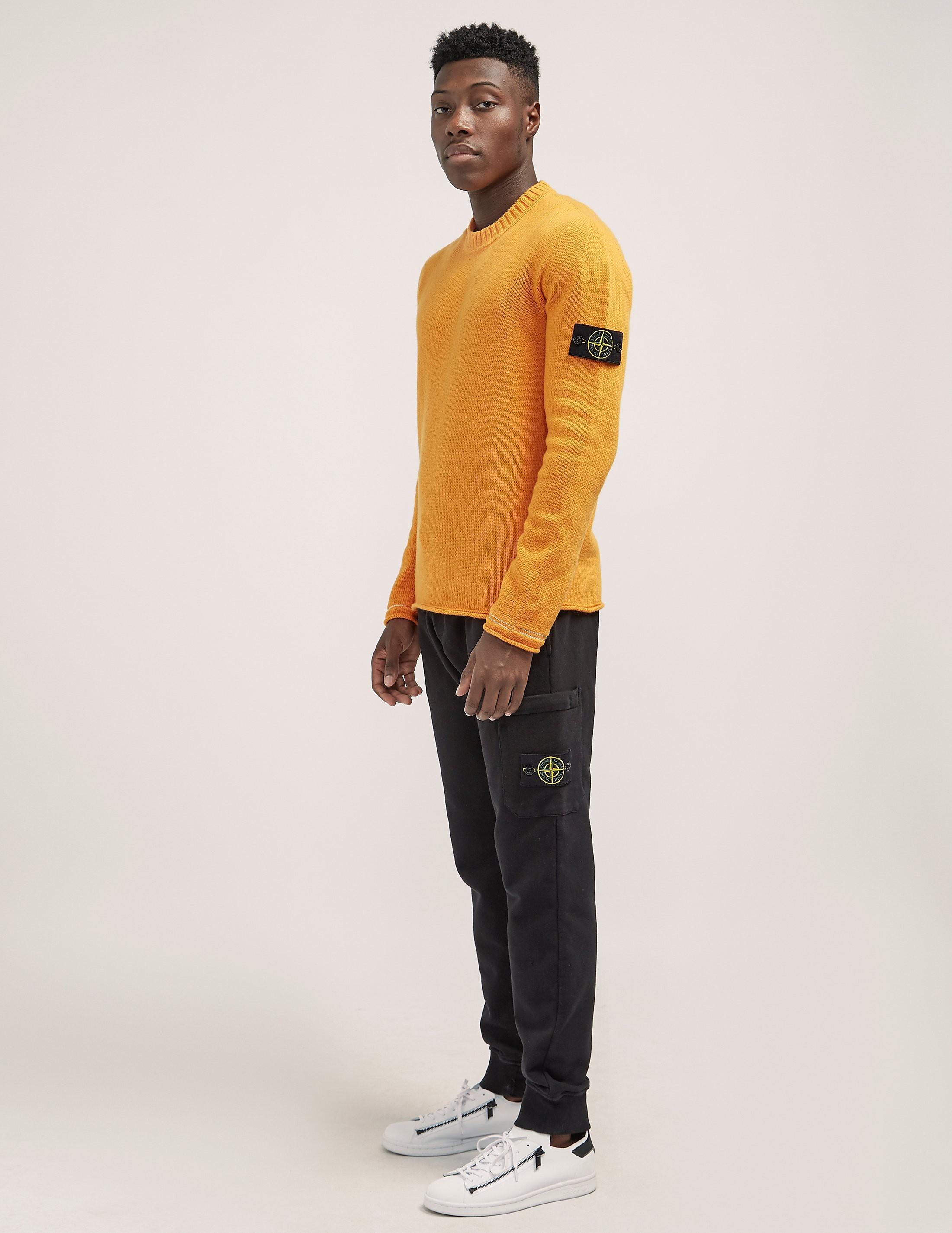 Stone Island Tipped Crew Knit