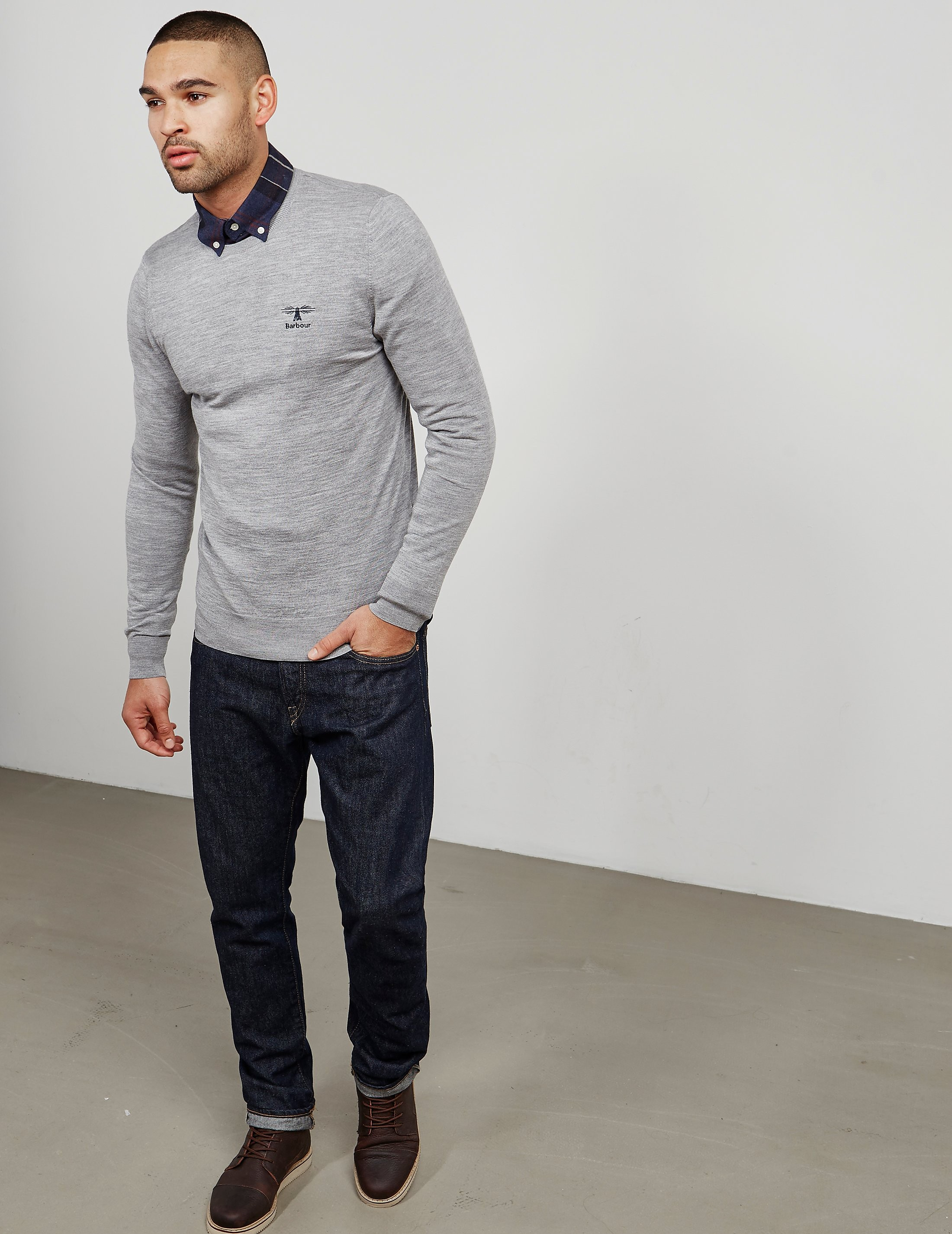 Barbour Harley Knitted Jumper