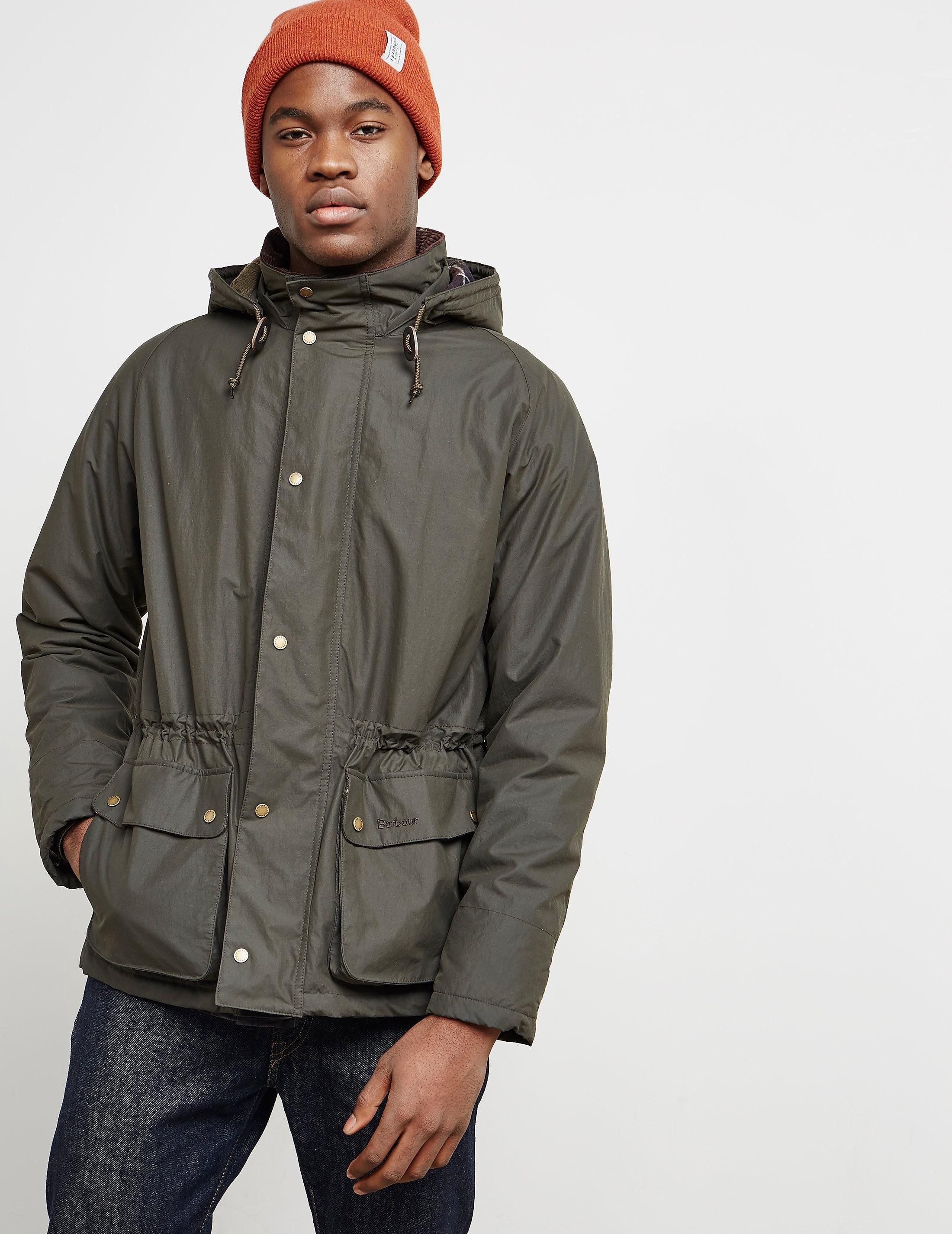Barbour Lifestyle Woodfold Jacket