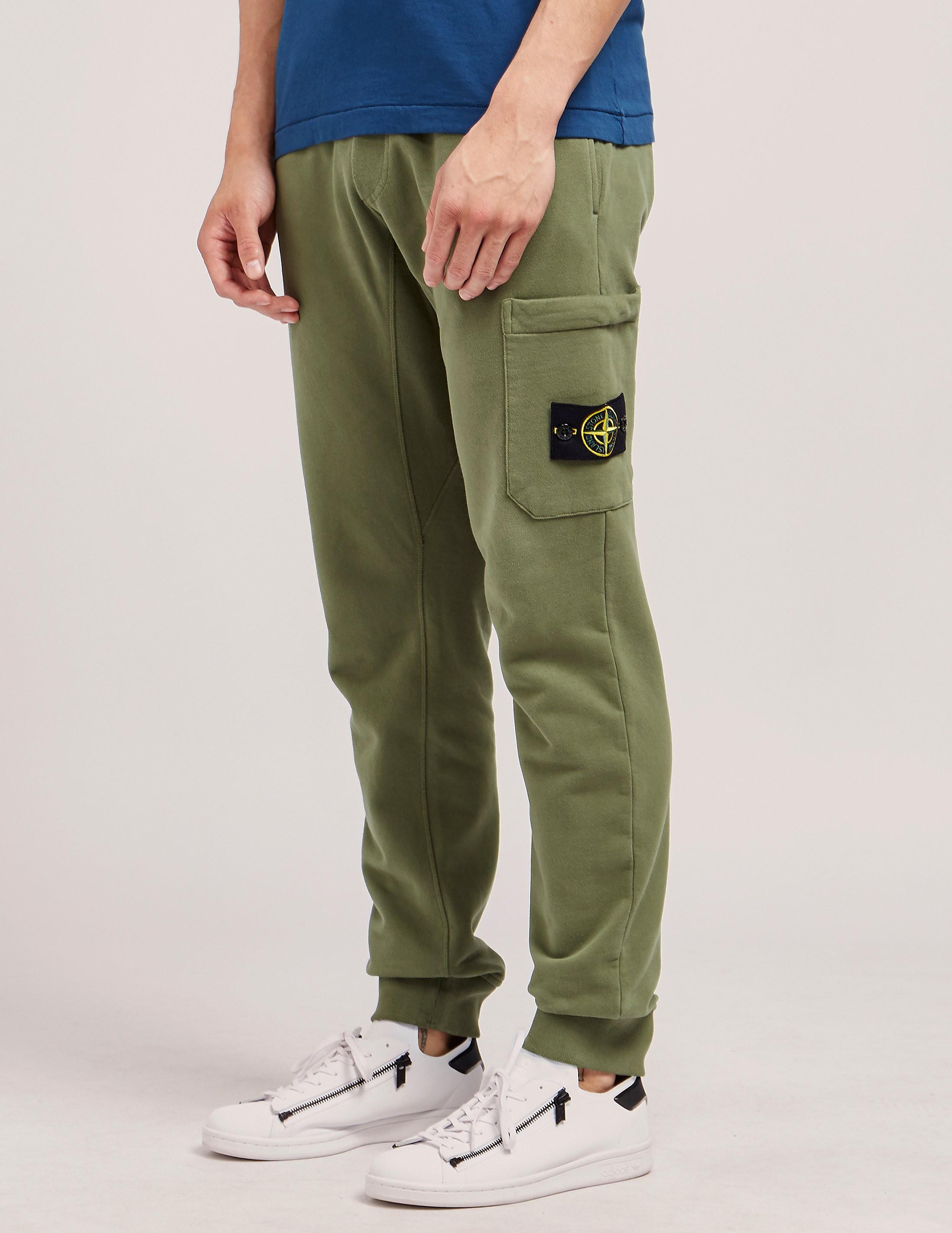 Stone Island Basic Pocket Track Pants