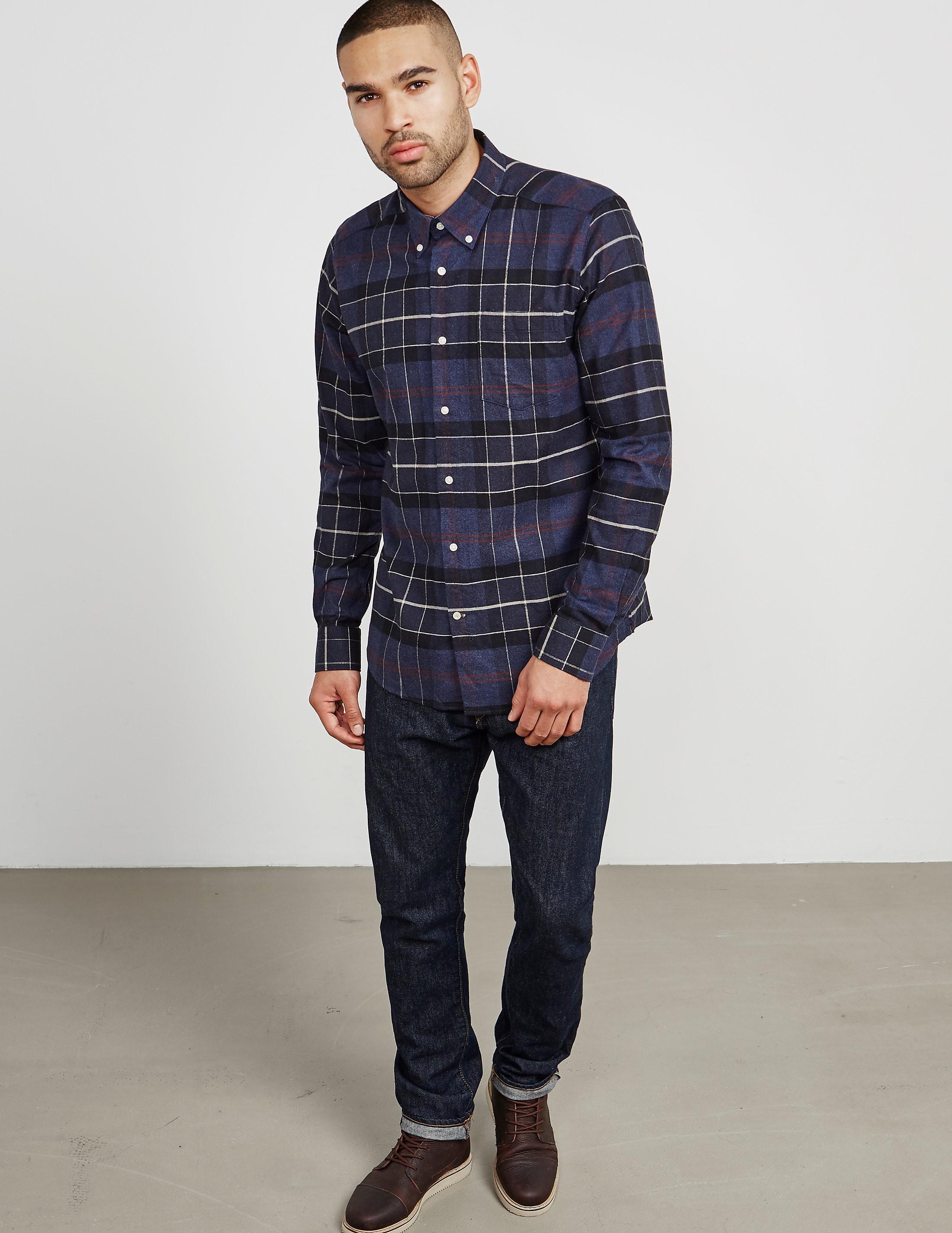 Barbour Lustleigh Check Long Sleeve Shirt