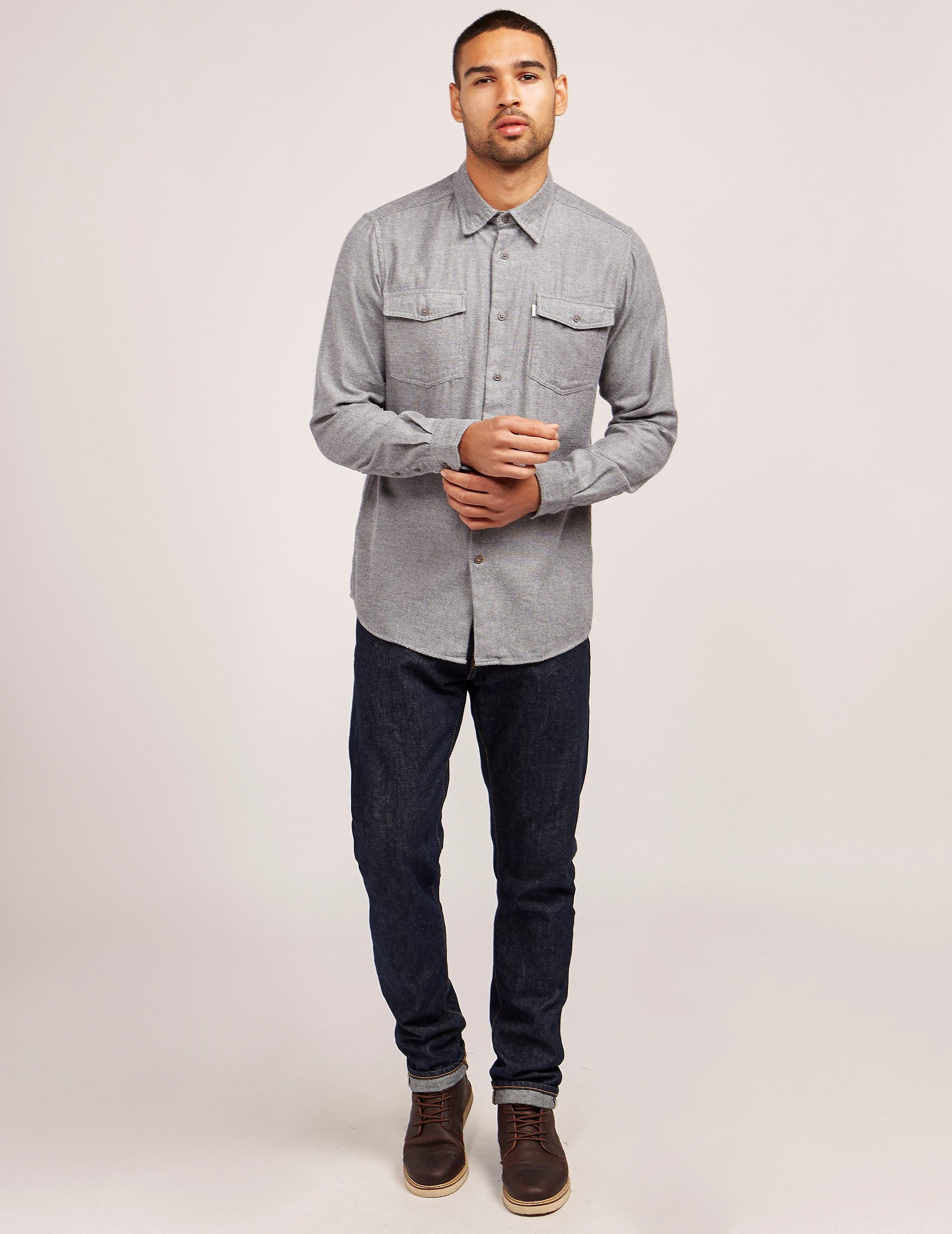 Barbour Long Sleeve Shirt