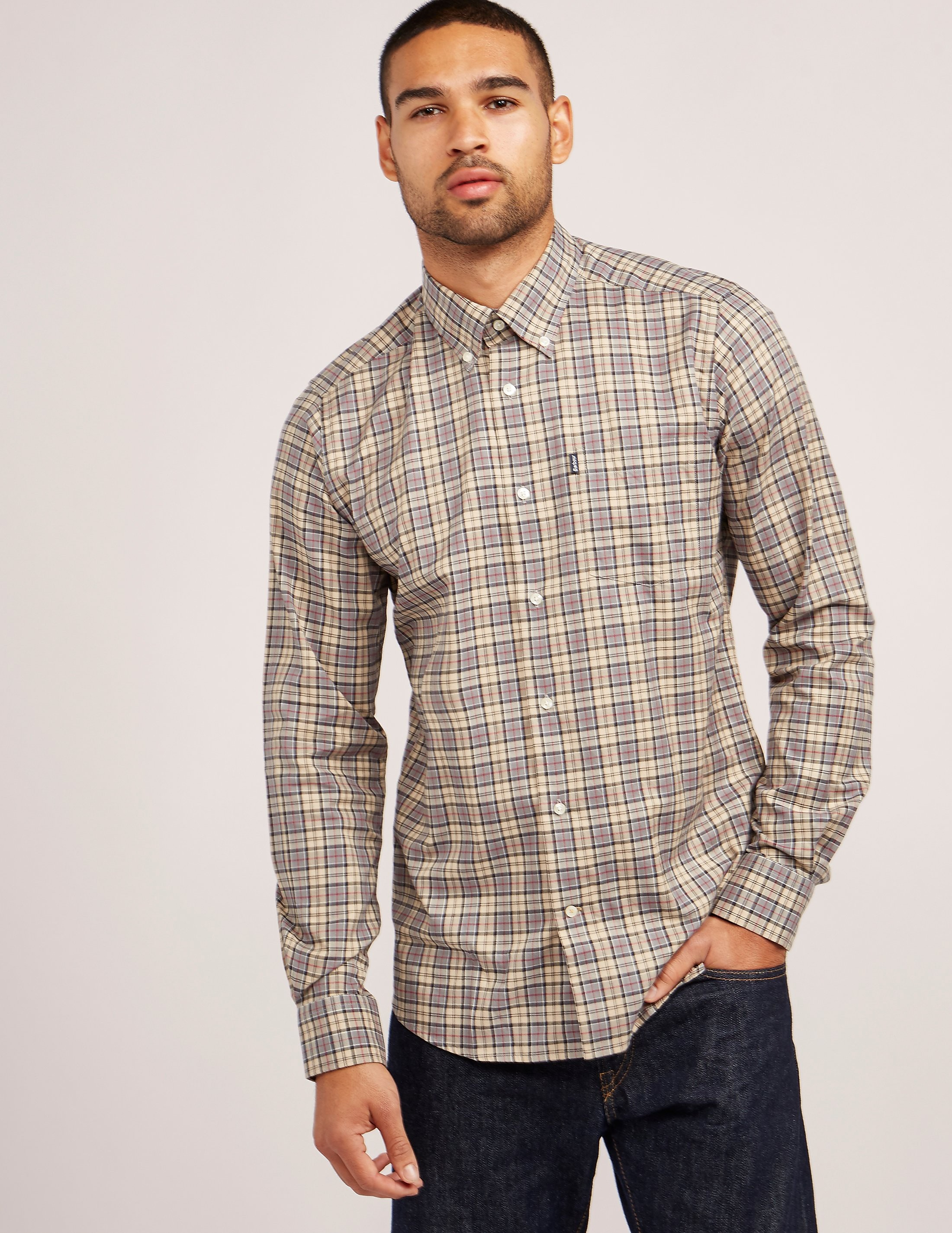 Barbour Long Sleeve Shirt