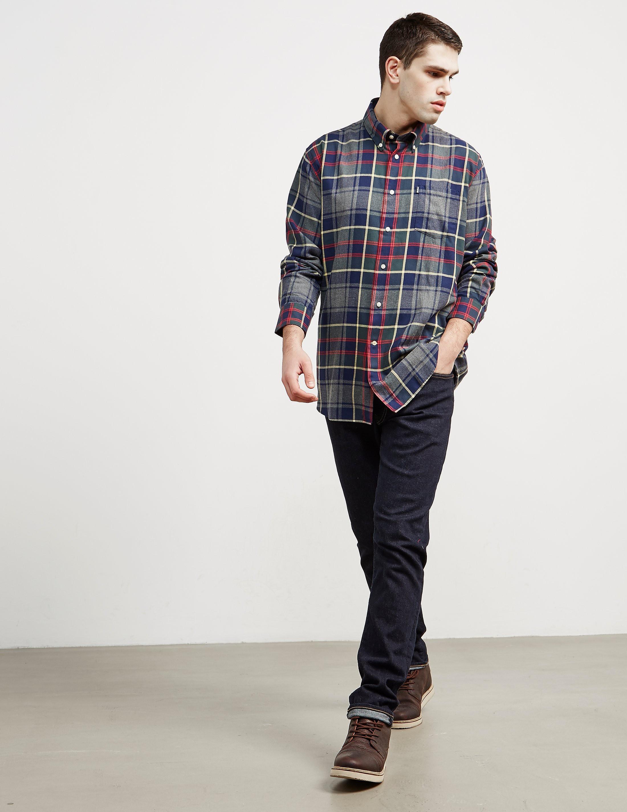 Barbour Alvin Check Long Sleeve Shirt
