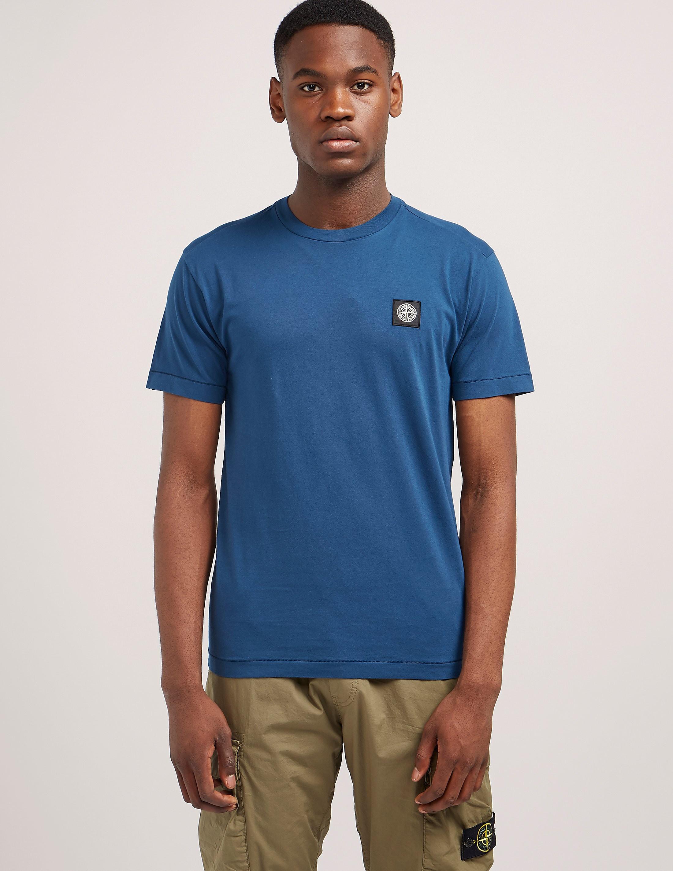 Stone Island Short Sleeve Patch T-Shirt
