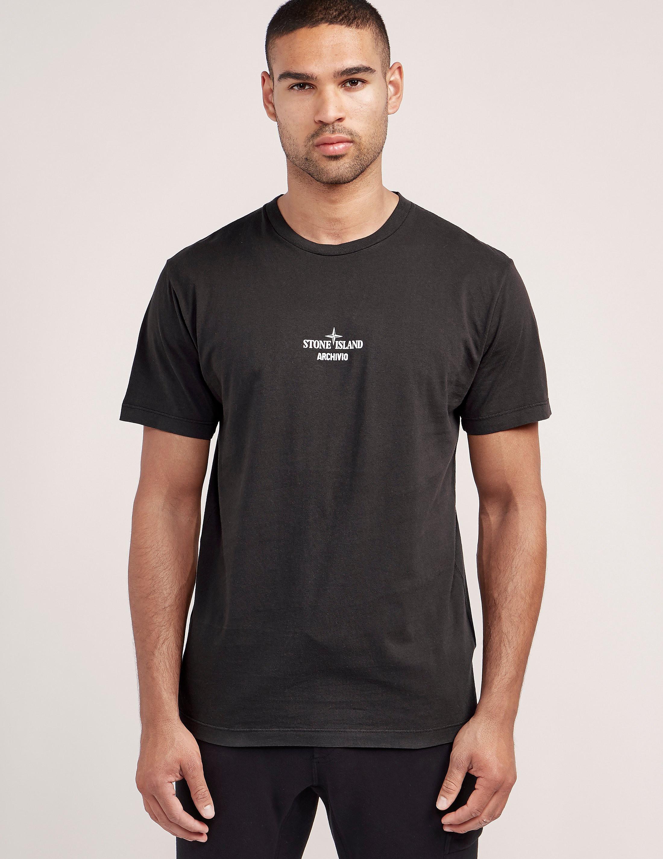 Stone Island Archivo T-Shirt