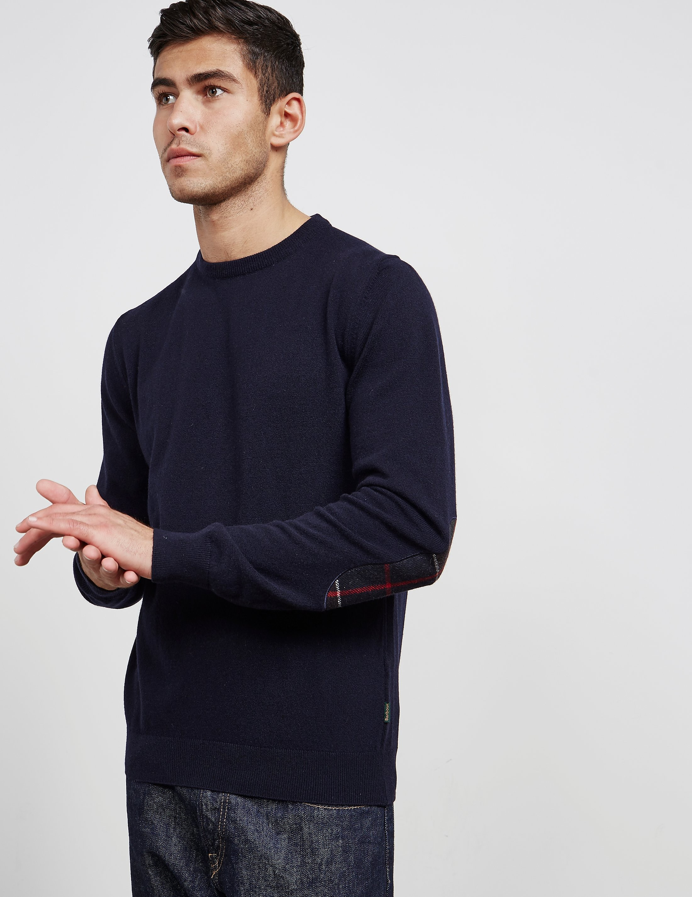 Barbour Harrow Knitted Jumper