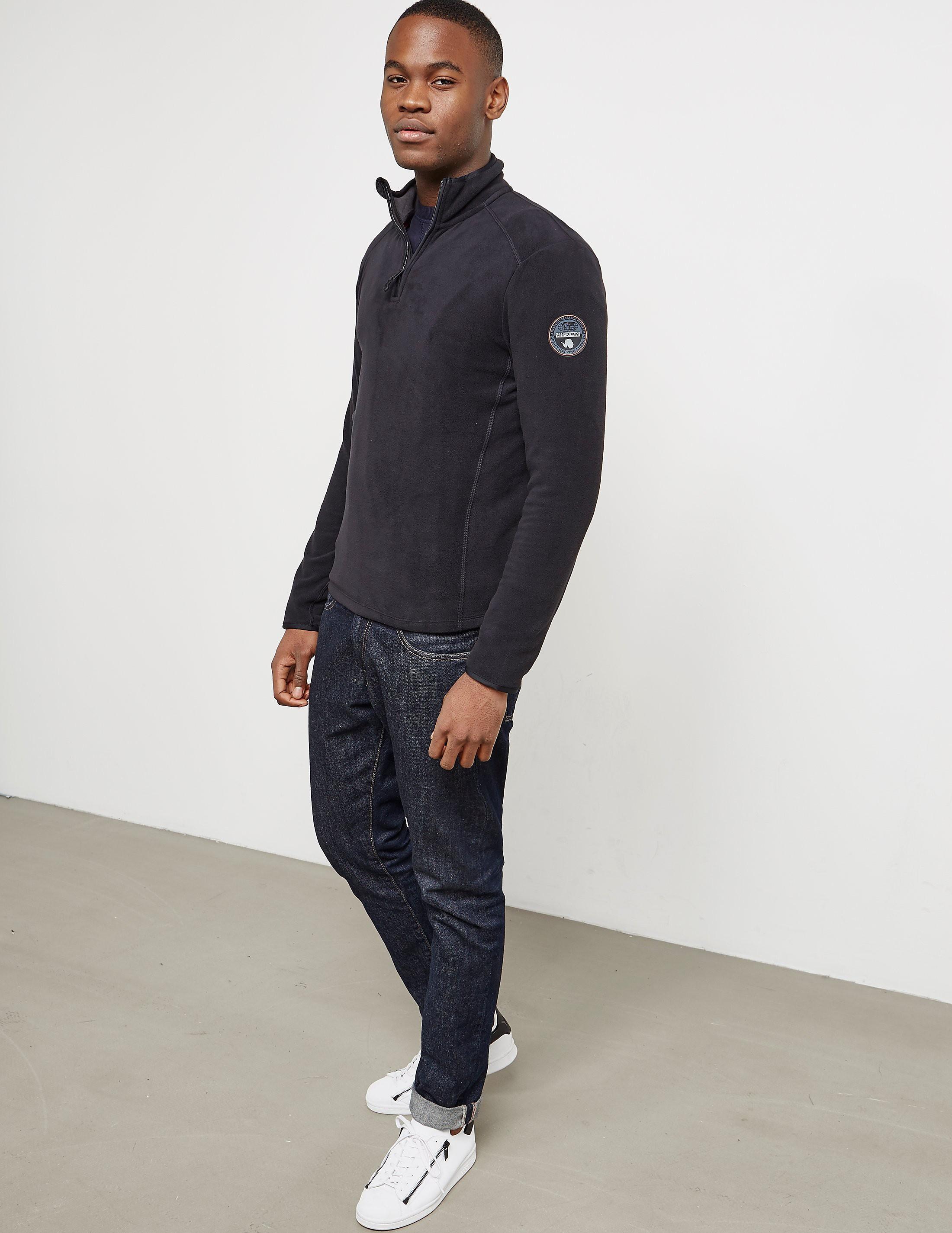 Napapijri Tambo Half Zip Sweatshirt