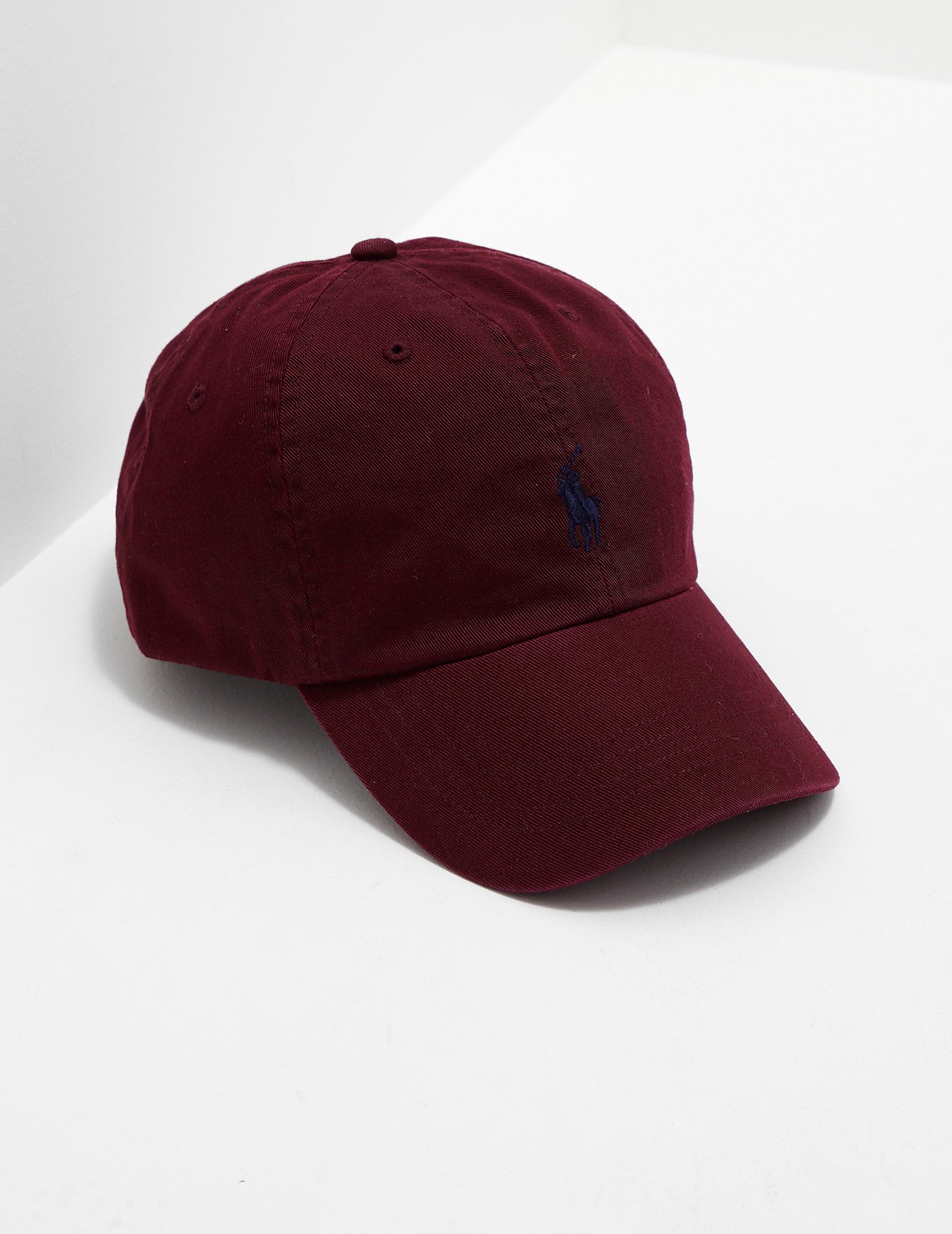 Polo Ralph Lauren Logo Cap