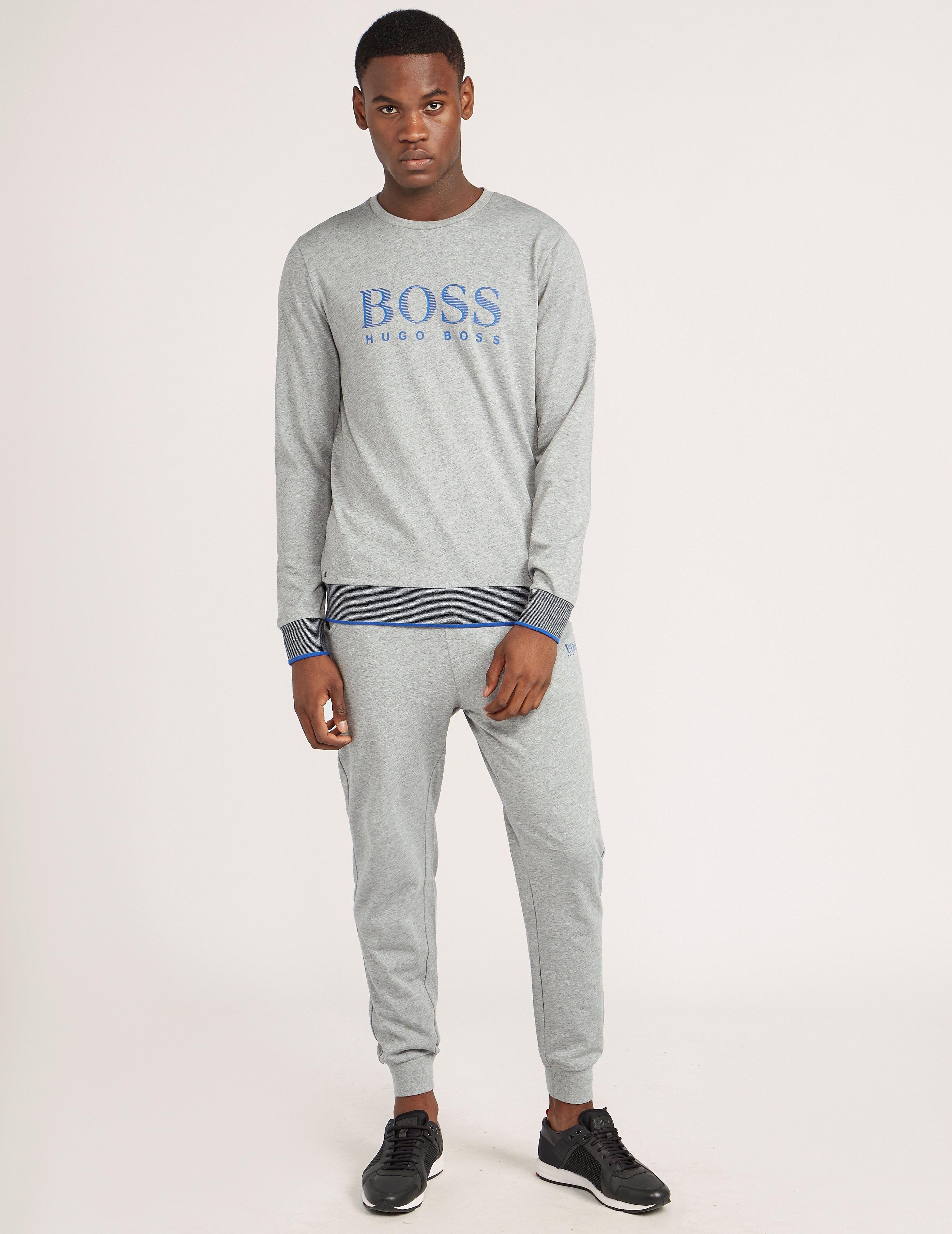 BOSS Authentic Crew Neck Sweatshirt