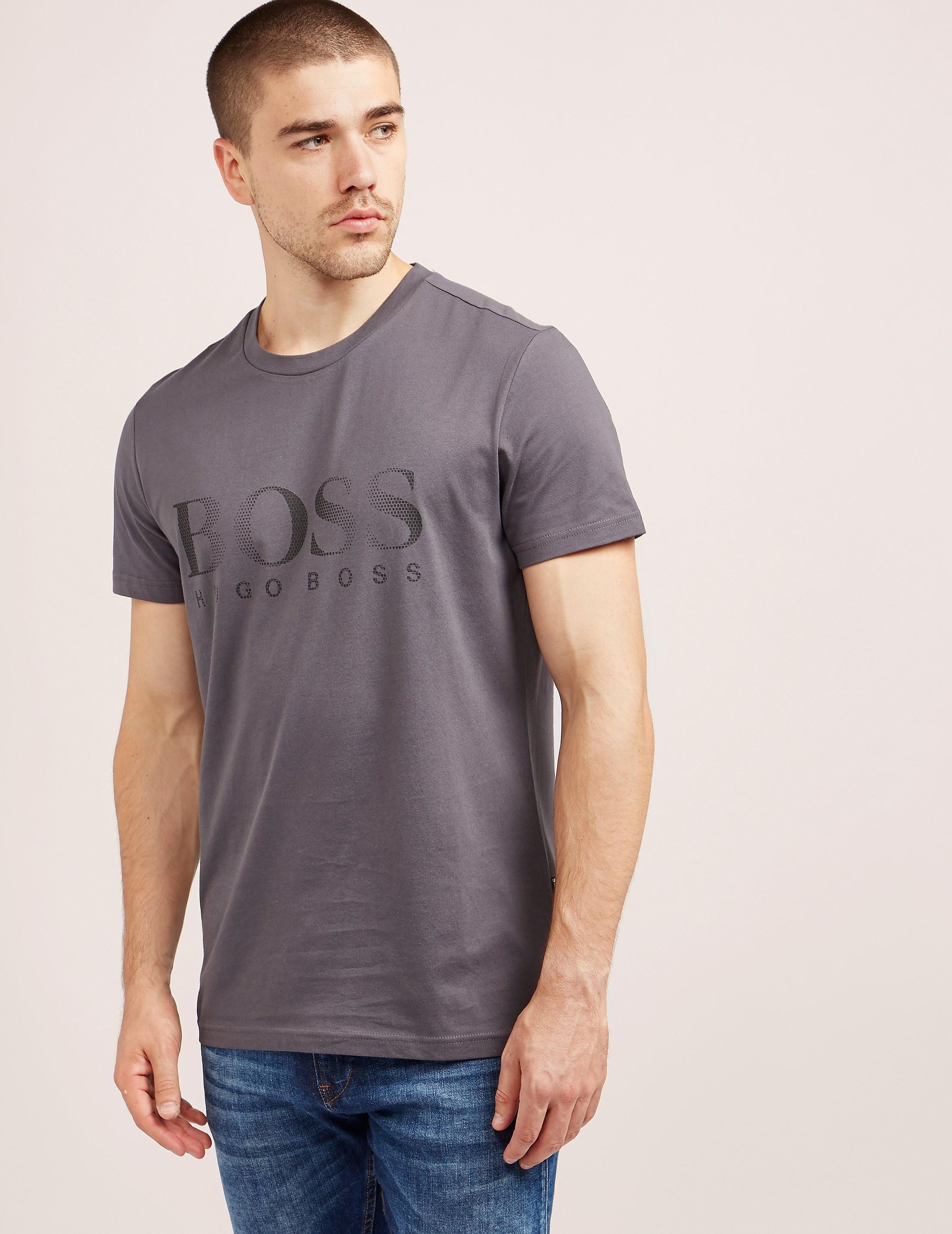 BOSS Logo Short Sleeve T-Shirt - Exclusive