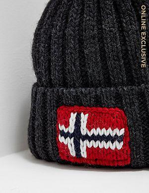 0dba81110c7 Napapijri Semiury Bobble Hat Napapijri Semiury Bobble Hat