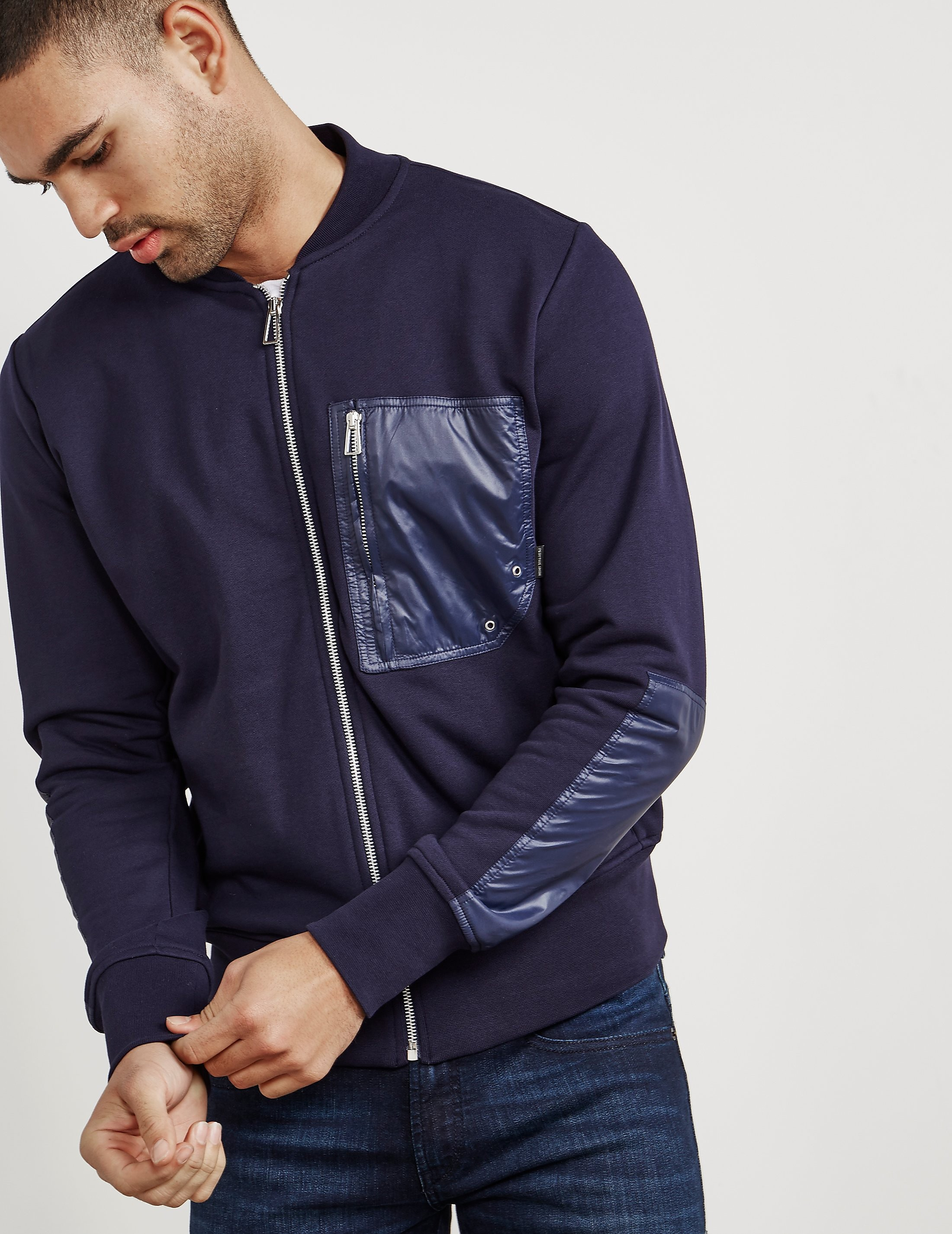 Paul Smith Bomber Track Top