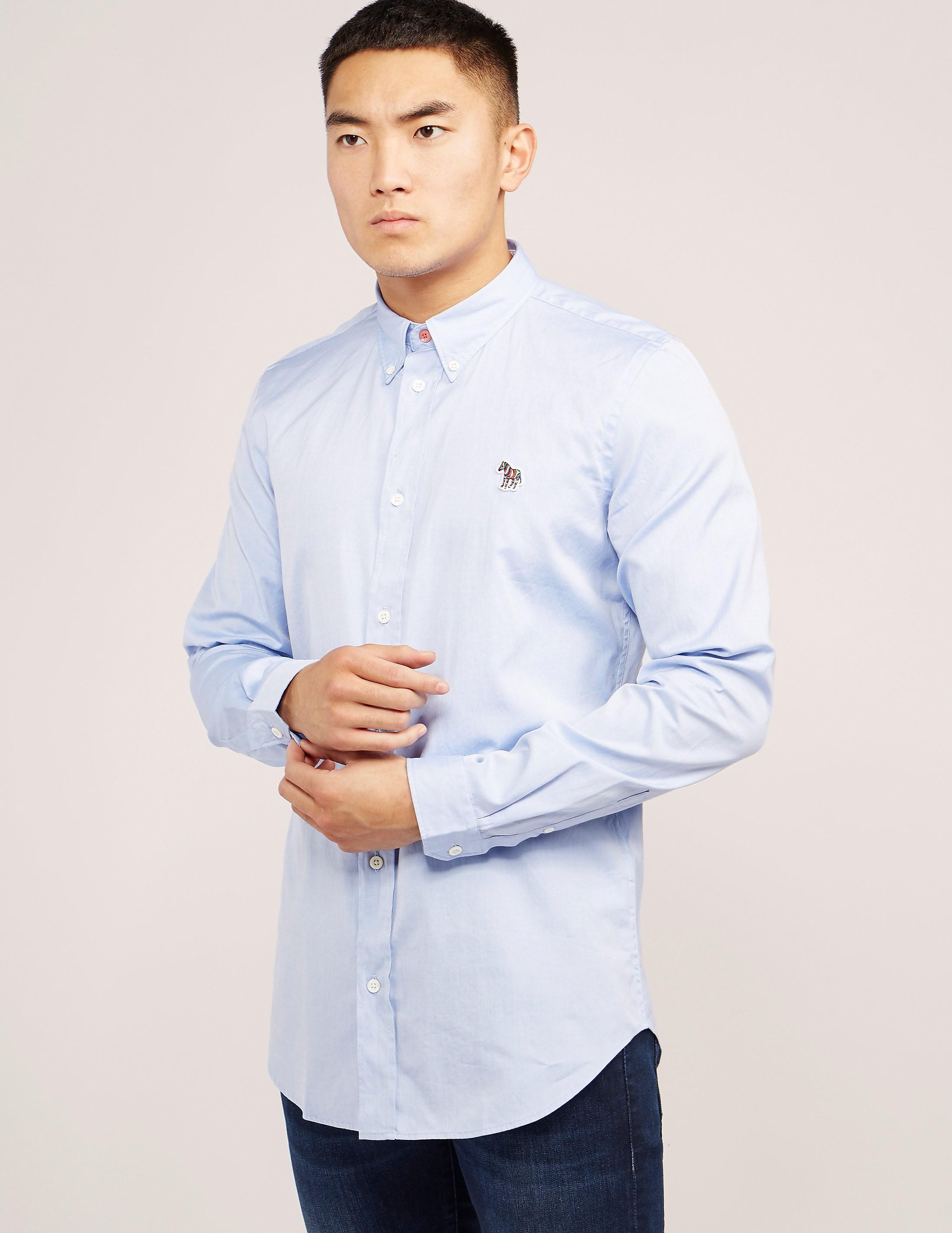 Paul Smith Oxford Long Sleeve Shirt