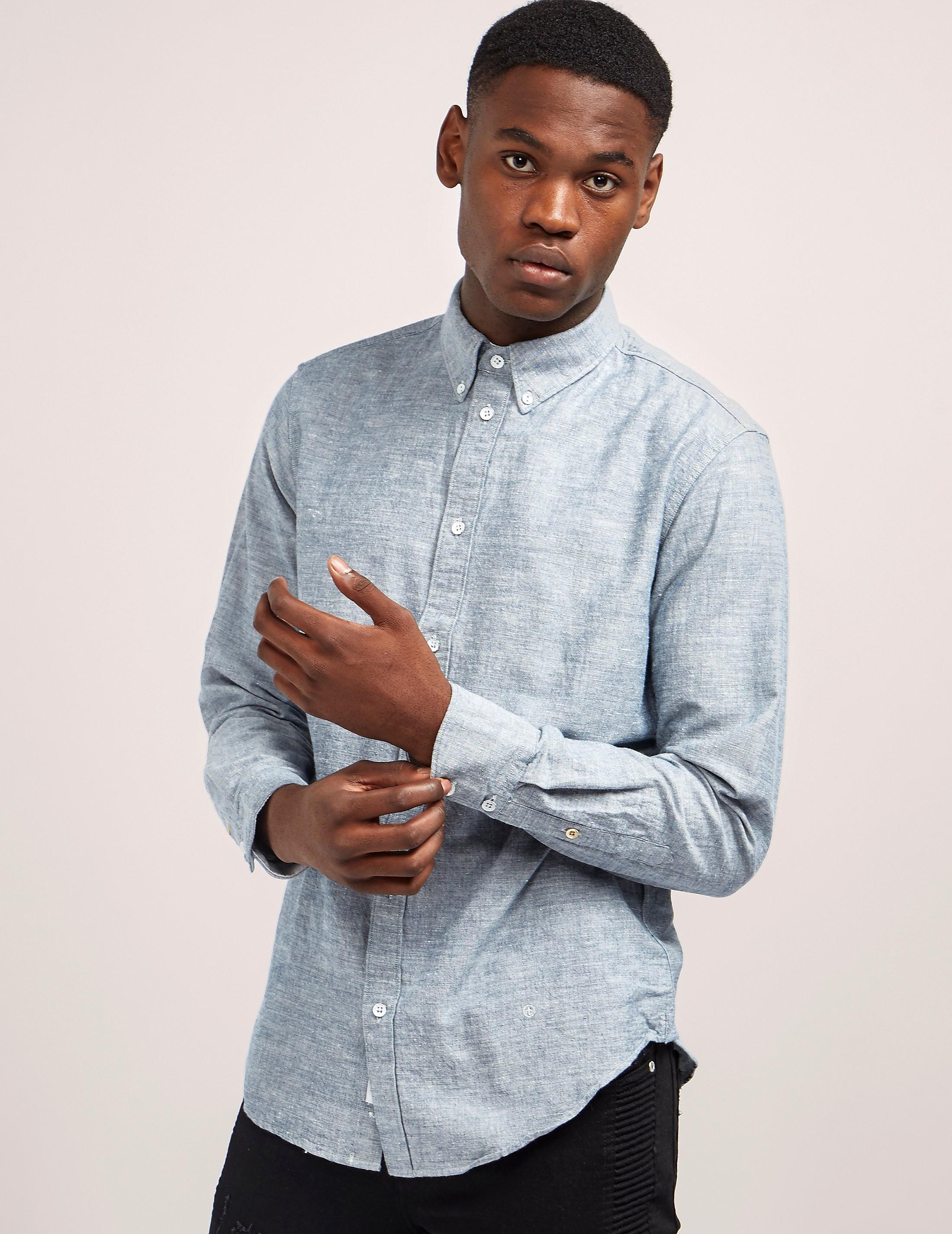Rag & Bone Oxford Long Sleeve Shirt