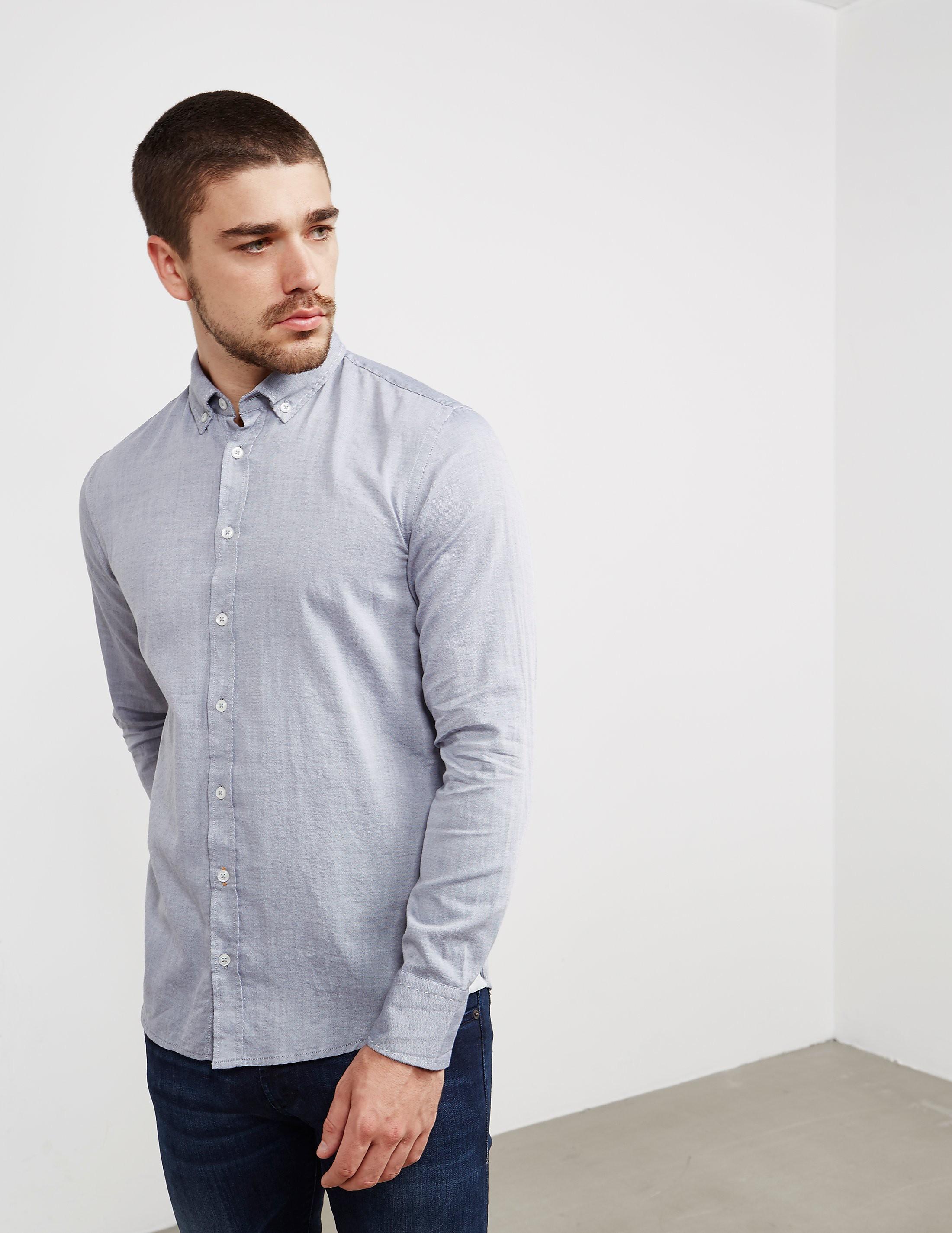 BOSS Orange Epreppy Long Sleeve Shirt