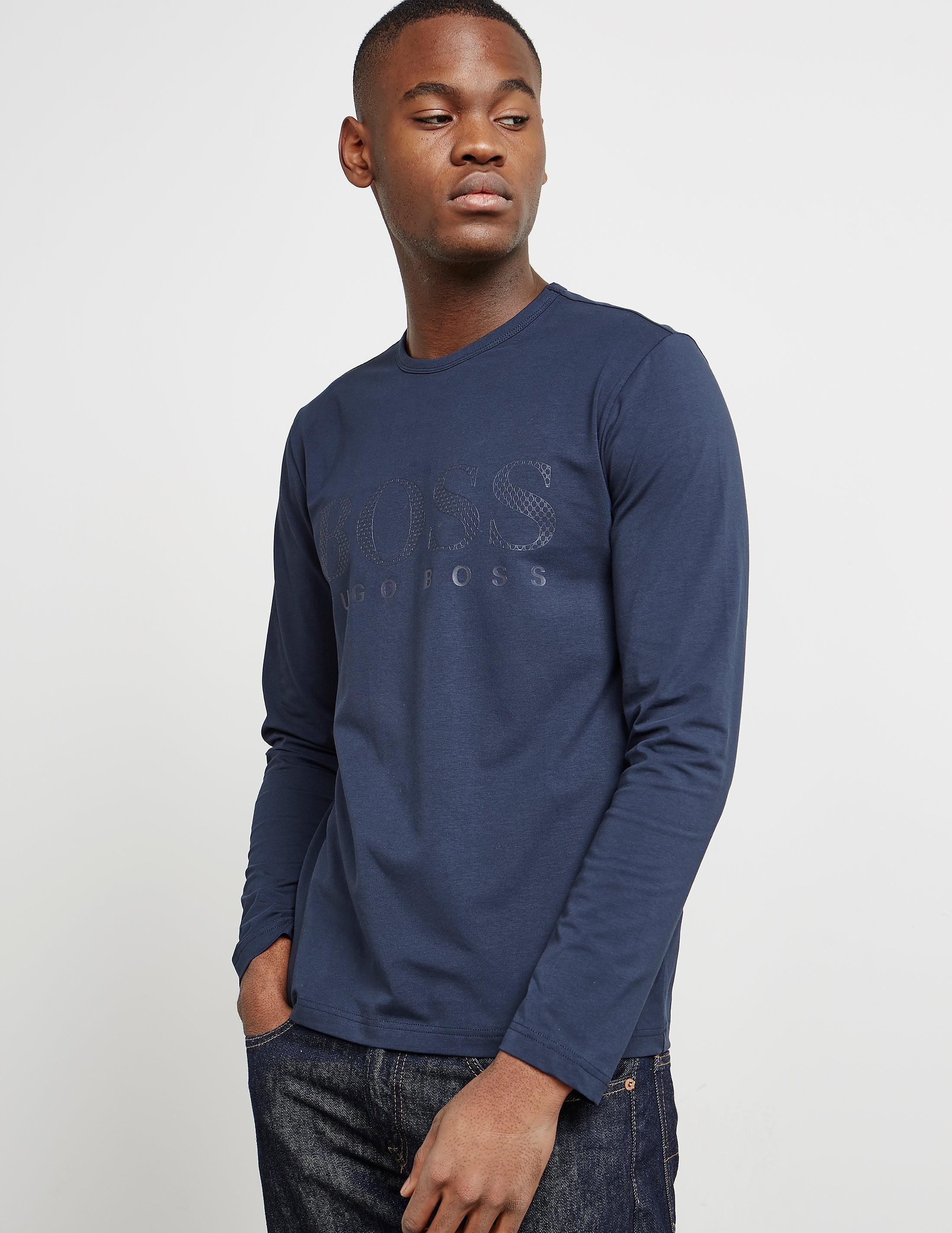 BOSS Green Tognus Long Sleeve T-Shirt
