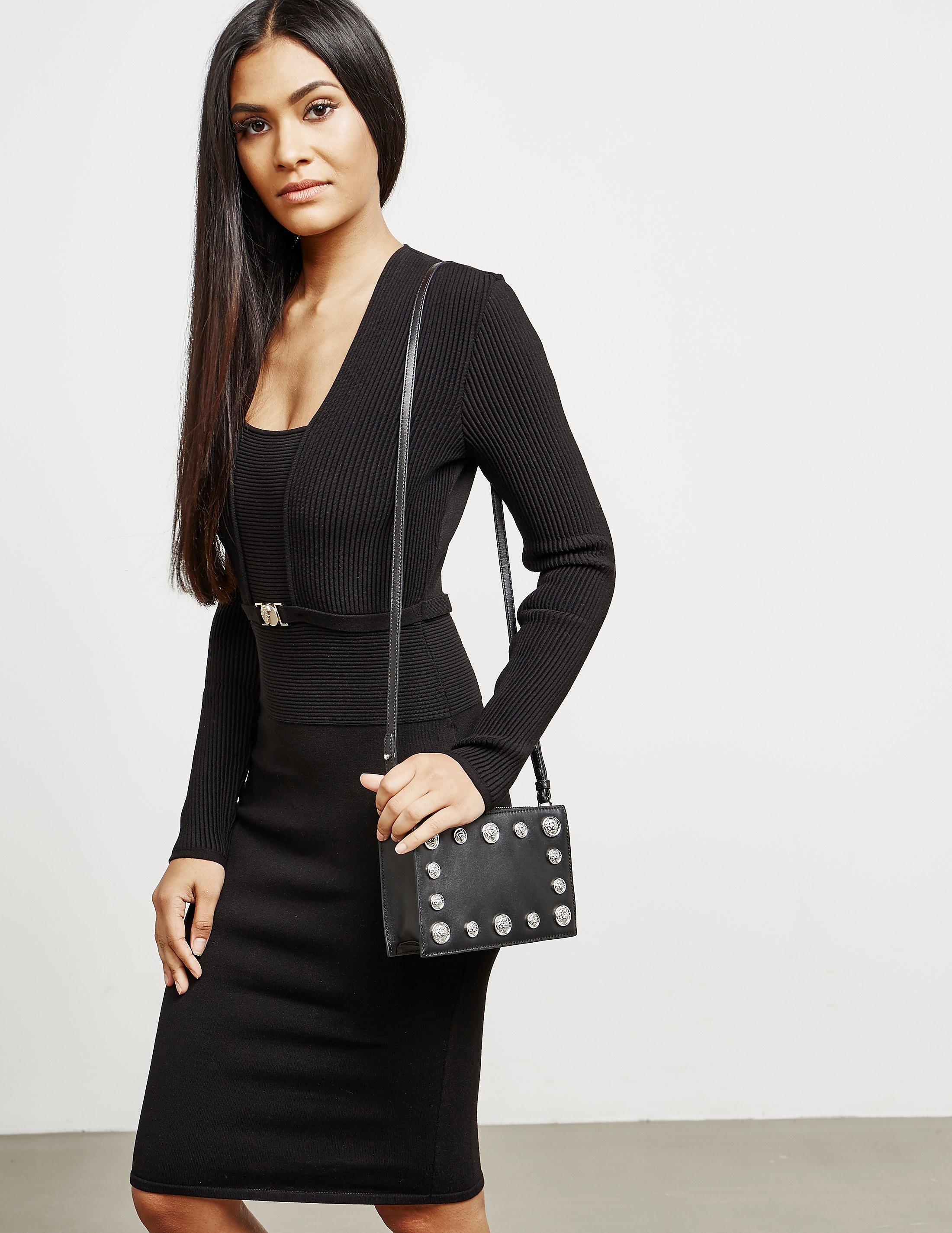 Versus Versace Lion Crossbody Bag