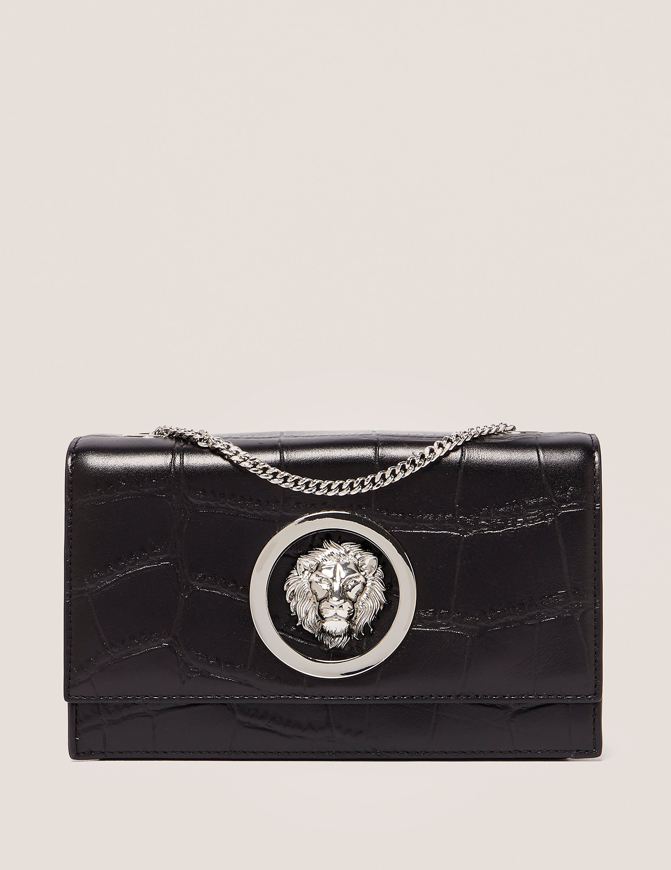 Versus Versace Lion Head Crossbody Bag