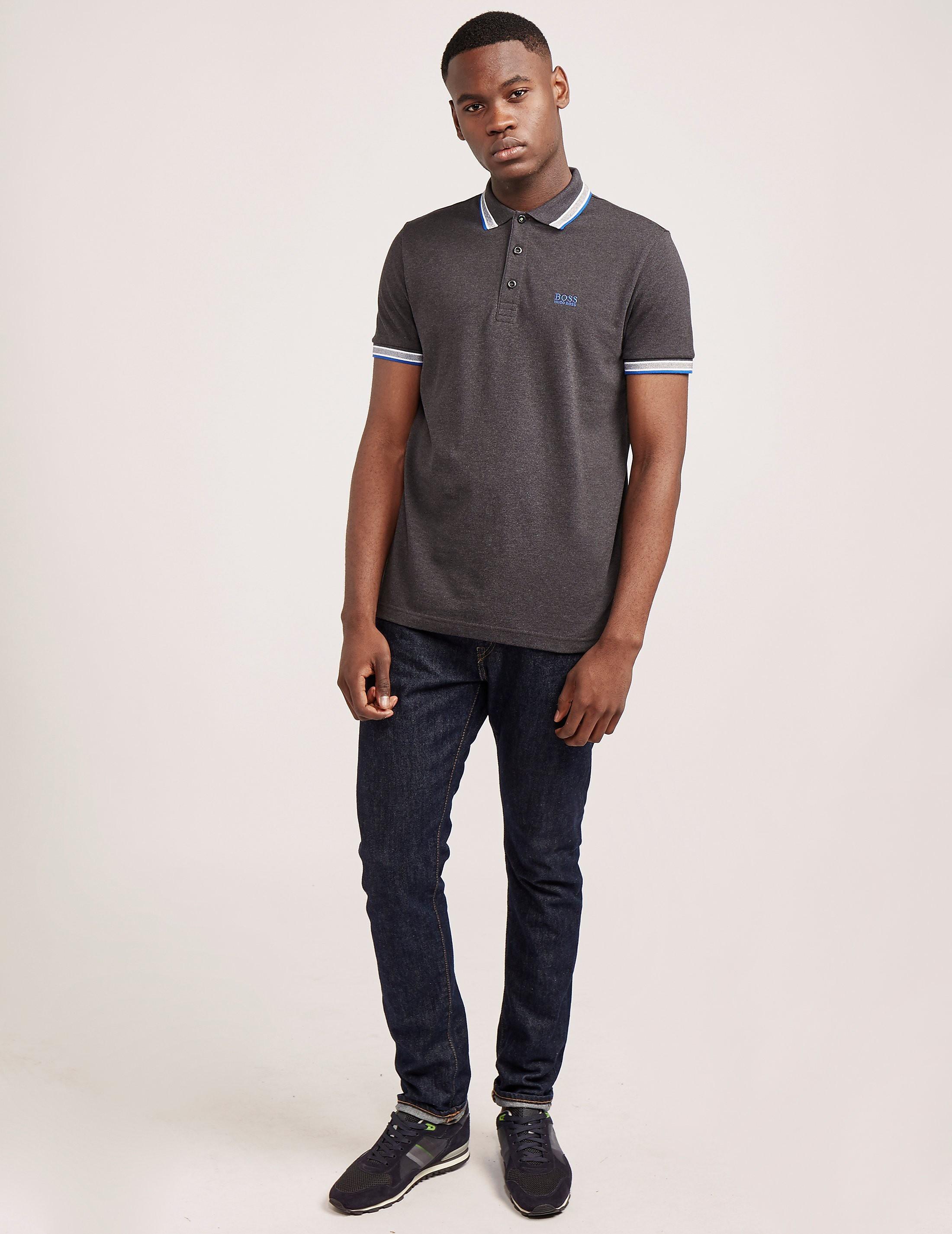 BOSS Green Paddy Short Sleeve Polo Shirt