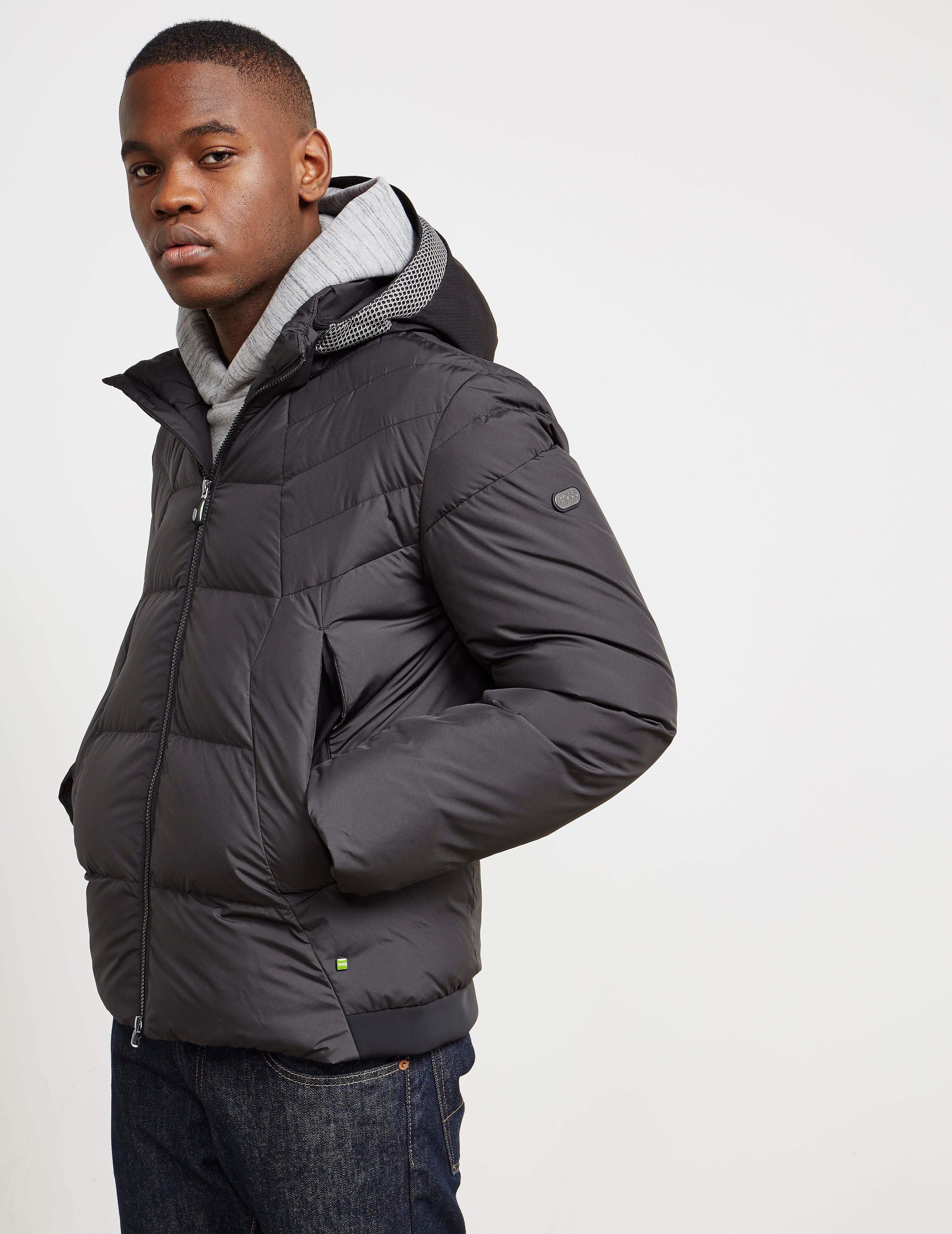 BOSS Green Padded Jacket