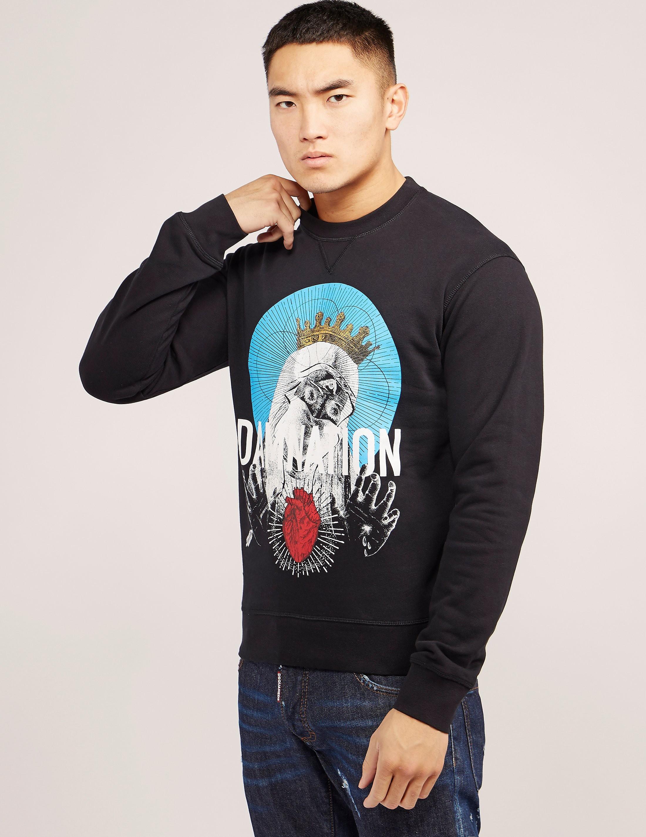 DSQUARED2 Damnation Sweatshirt