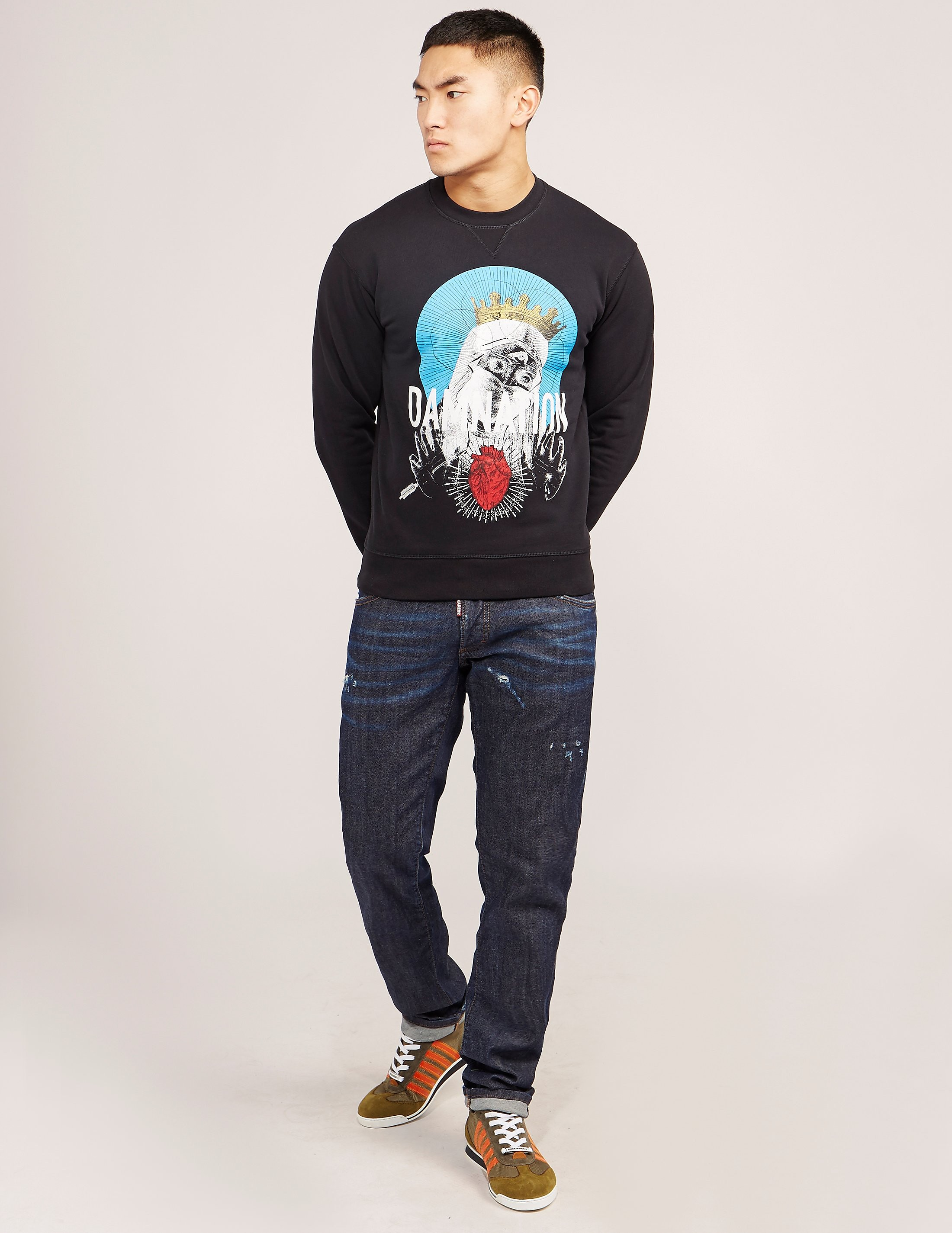 DSQUARED2 Damnation Sweatshirt