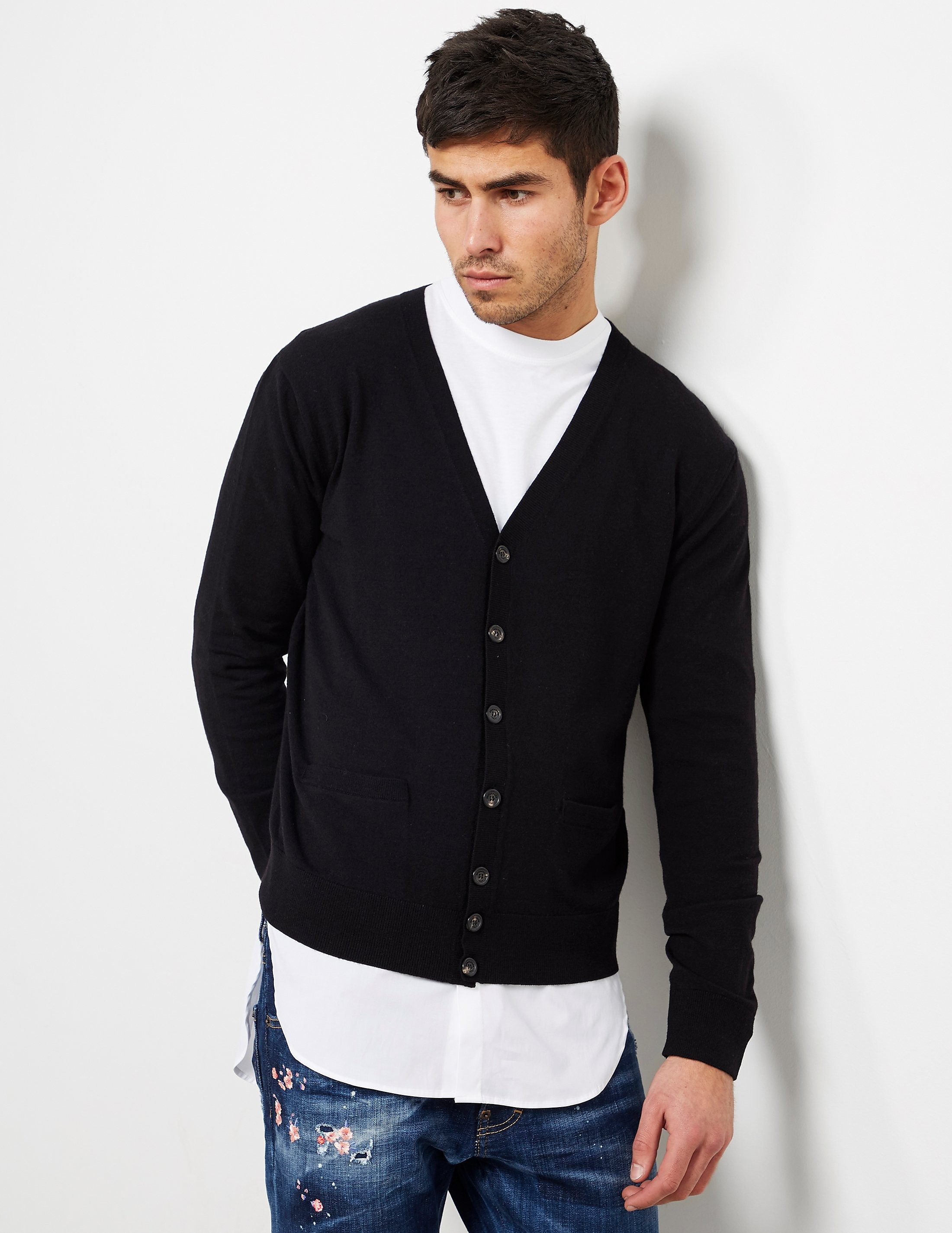 DSQUARED2 Knitted Shirt