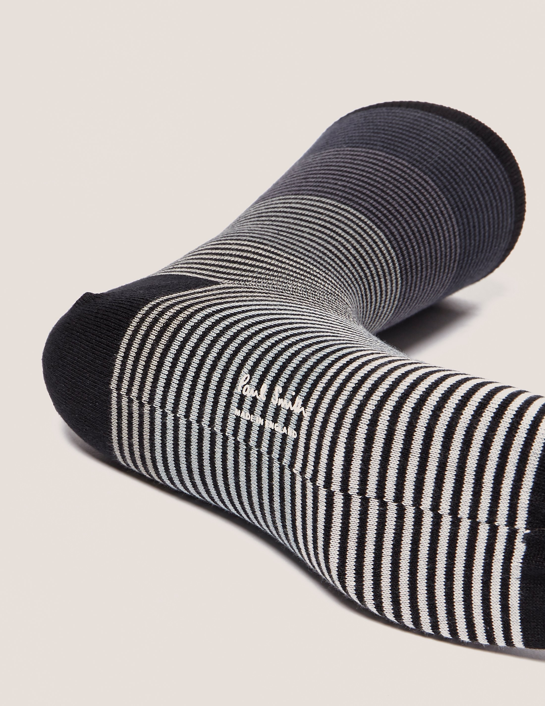 Paul Smith Graduation Stripe Socks
