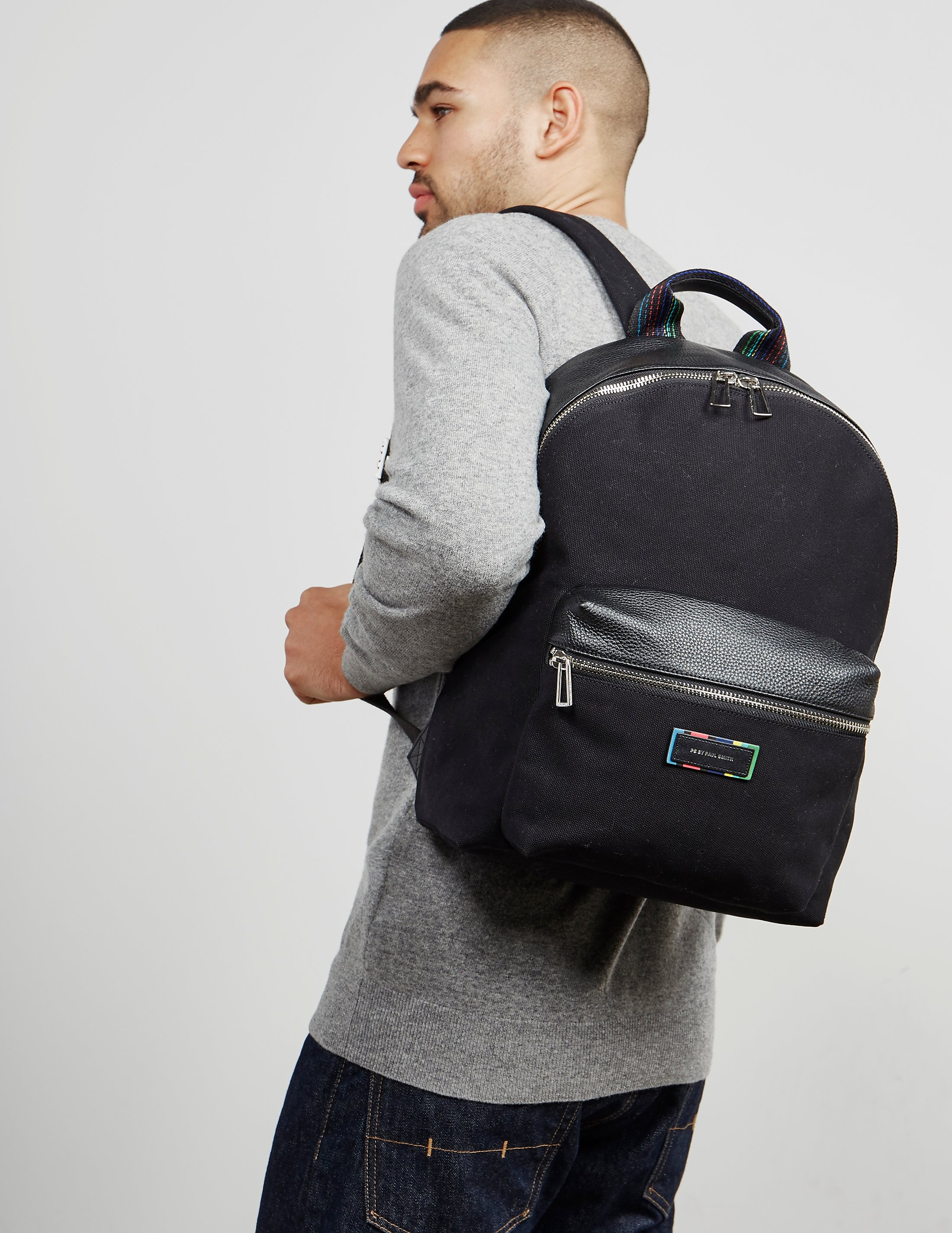 Paul Smith Leather Backpack - Online Exclusive