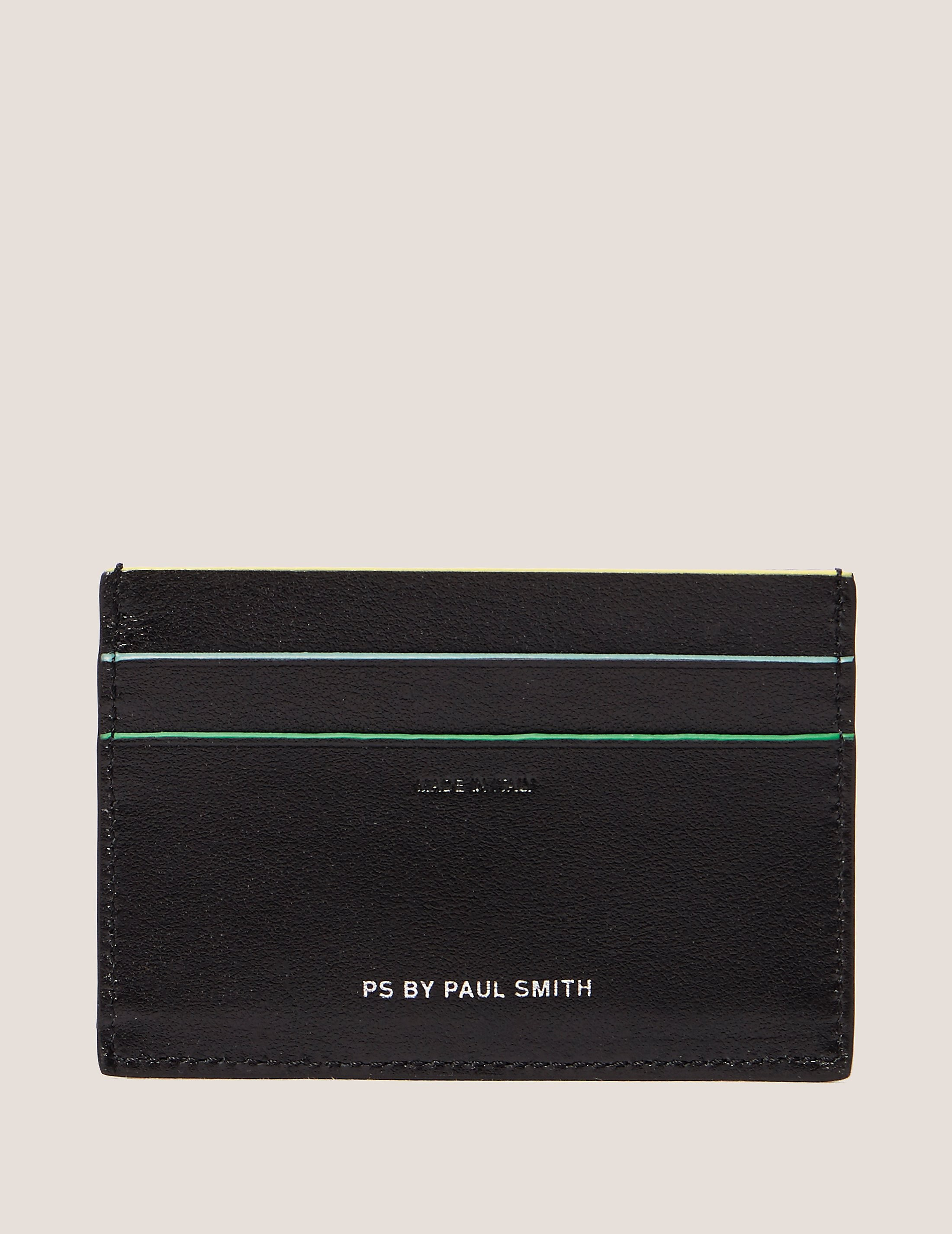 Paul Smith Accent Credit Card Holder