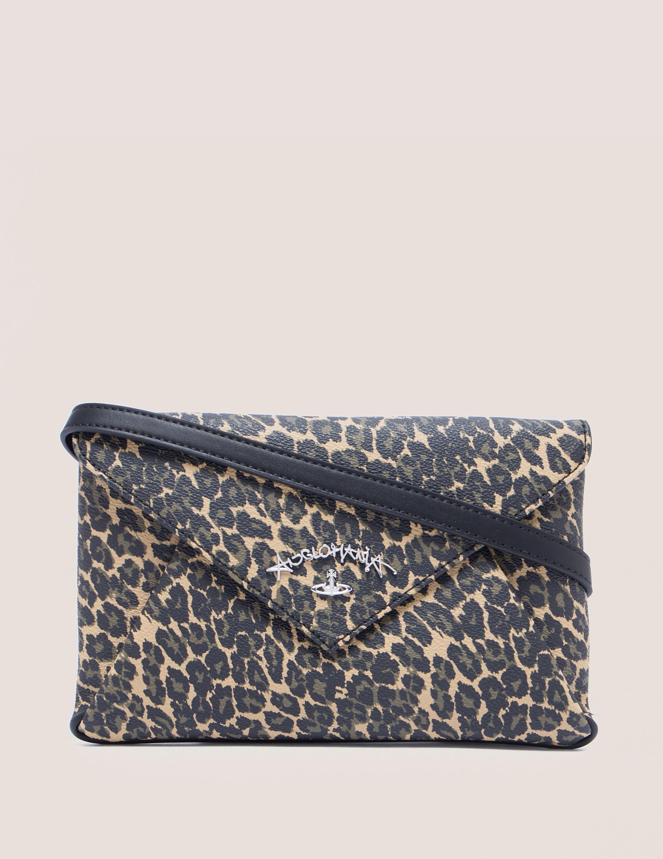 Vivienne Westwood Anglomania Envelope Crossbody Bag