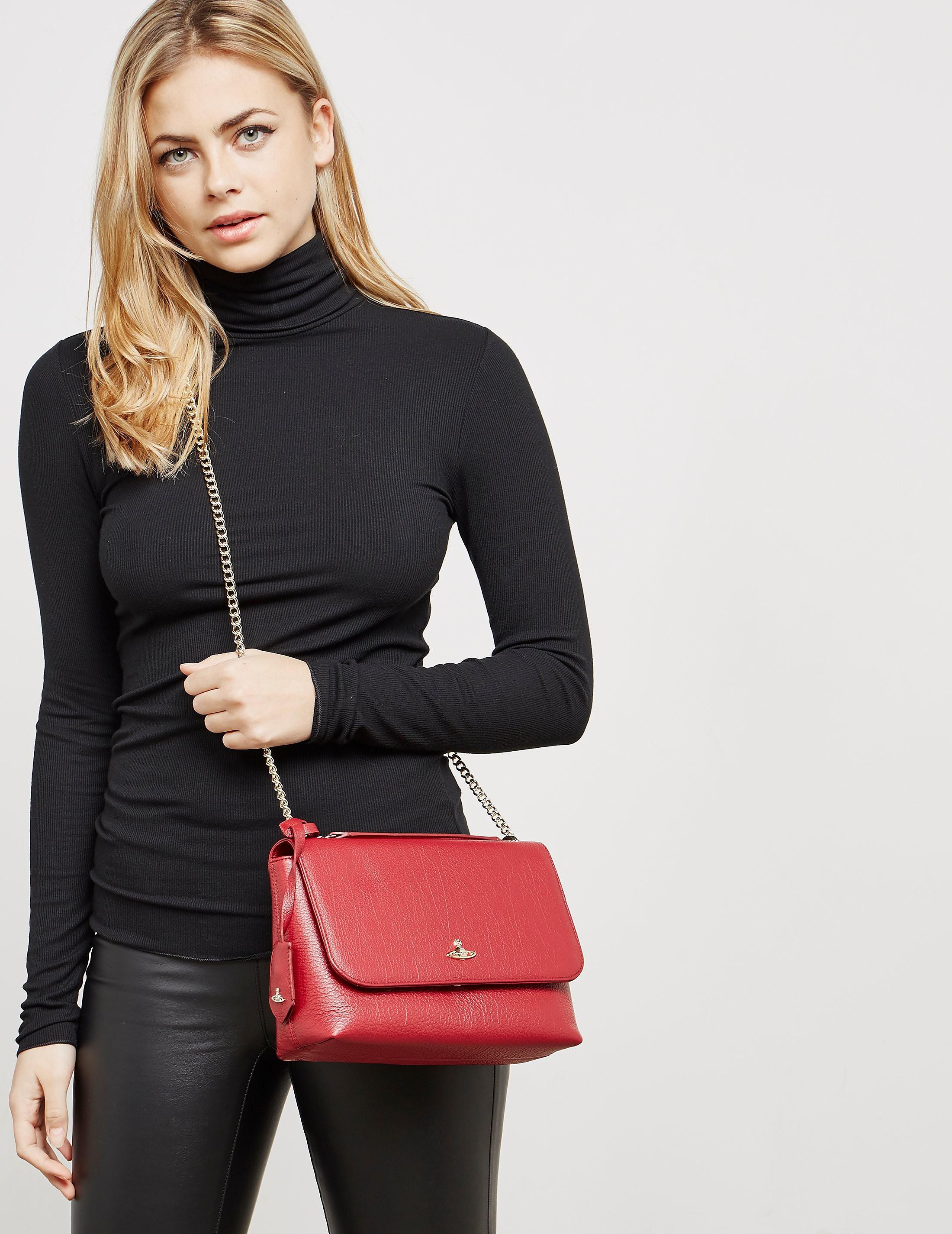 Vivienne Westwood Balmoral Shoulder Bag - Online Exclusive