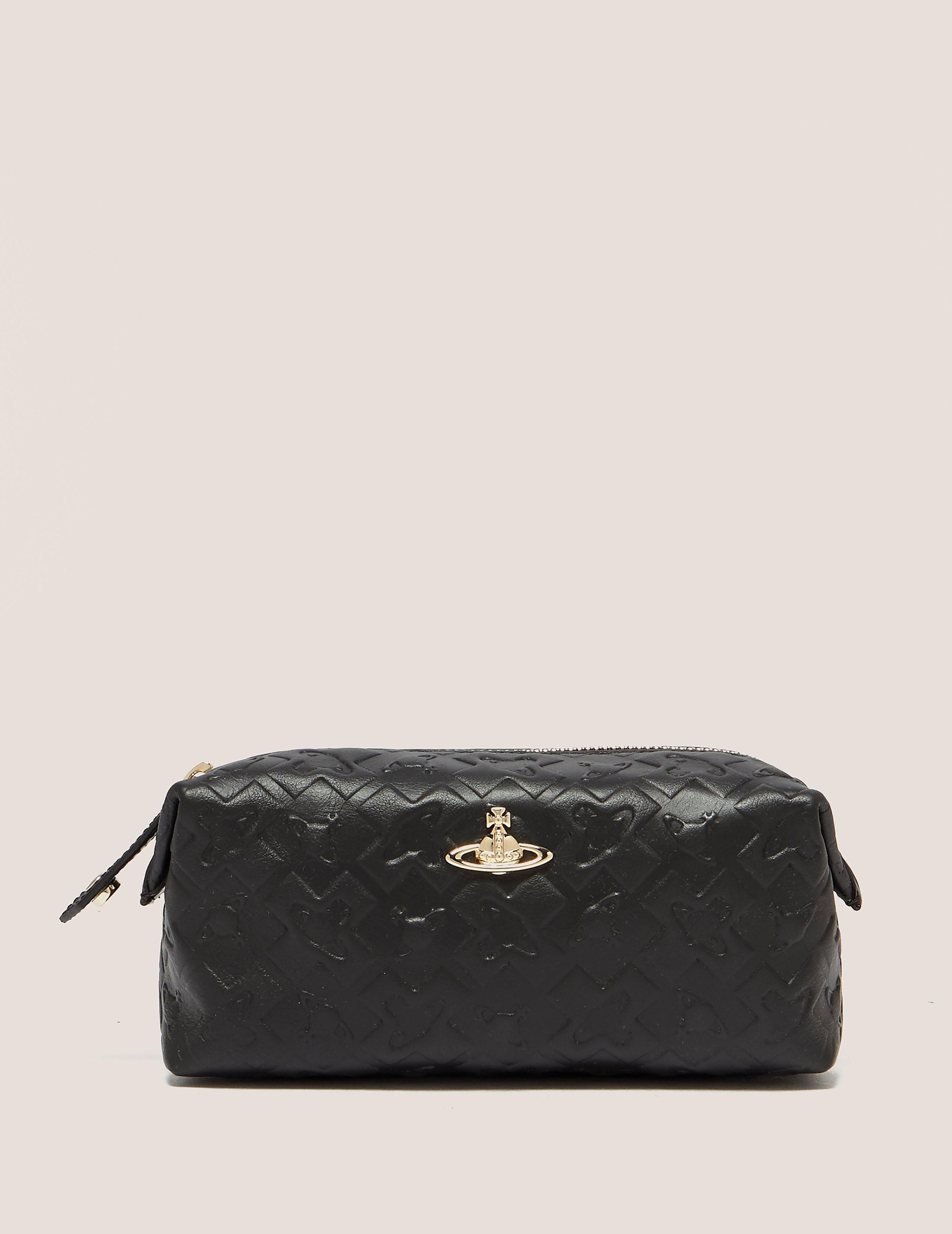 Vivienne Westwood Harrow Wash Bag