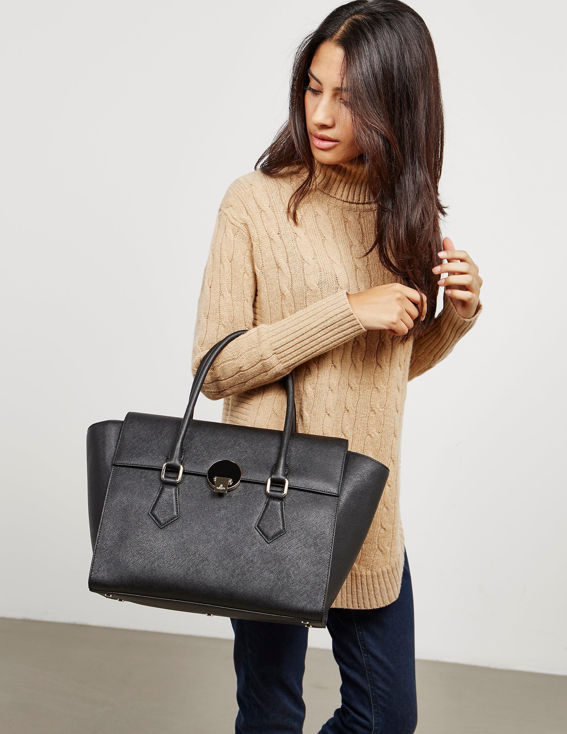 Vivienne Westwood Opio Saffiano Handbag